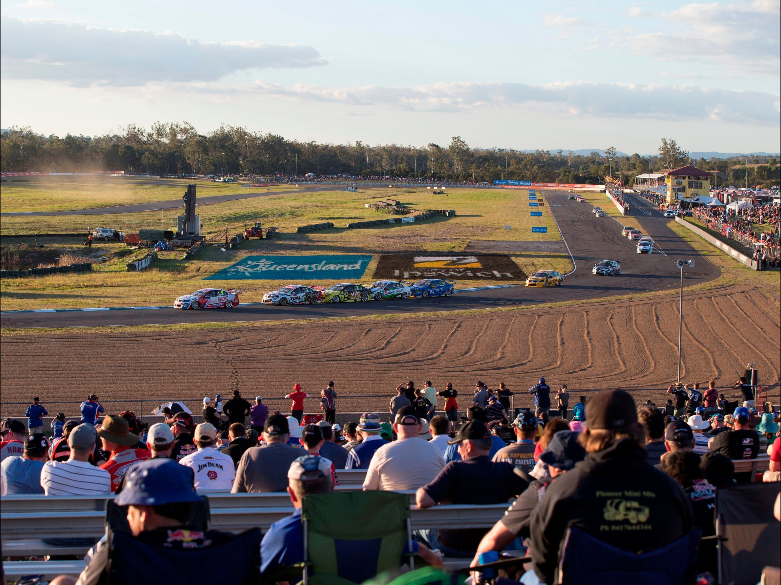 Ipswich Motorsport Precinct - VIC Tourism