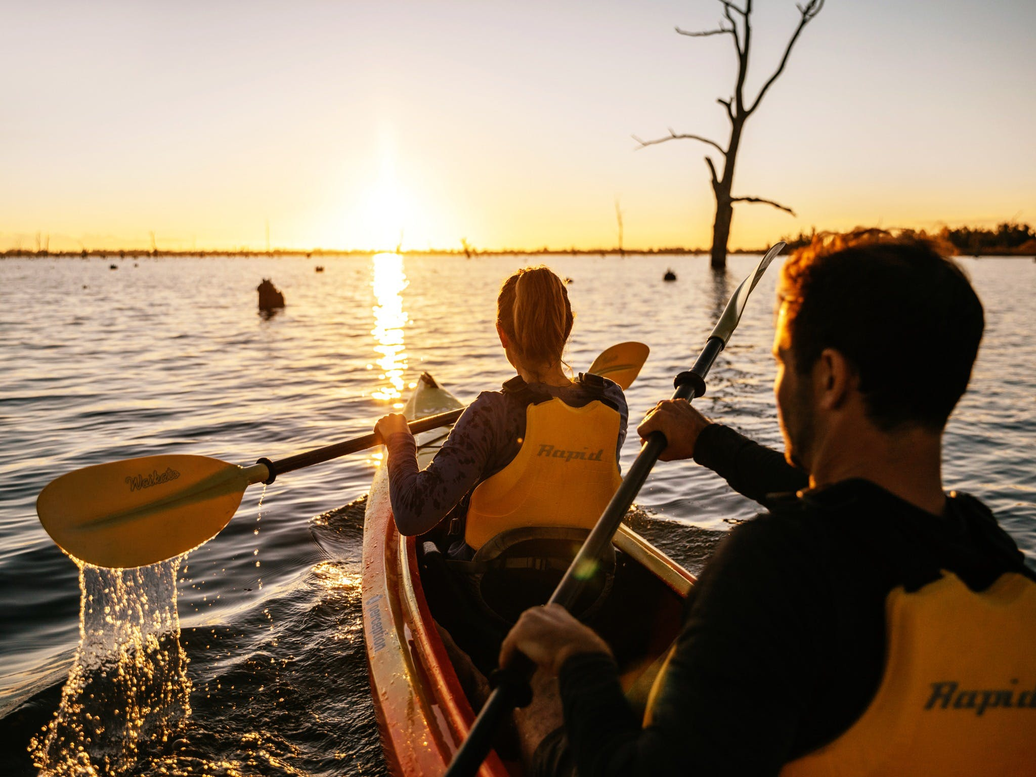 Lake Mulwala - VIC Tourism