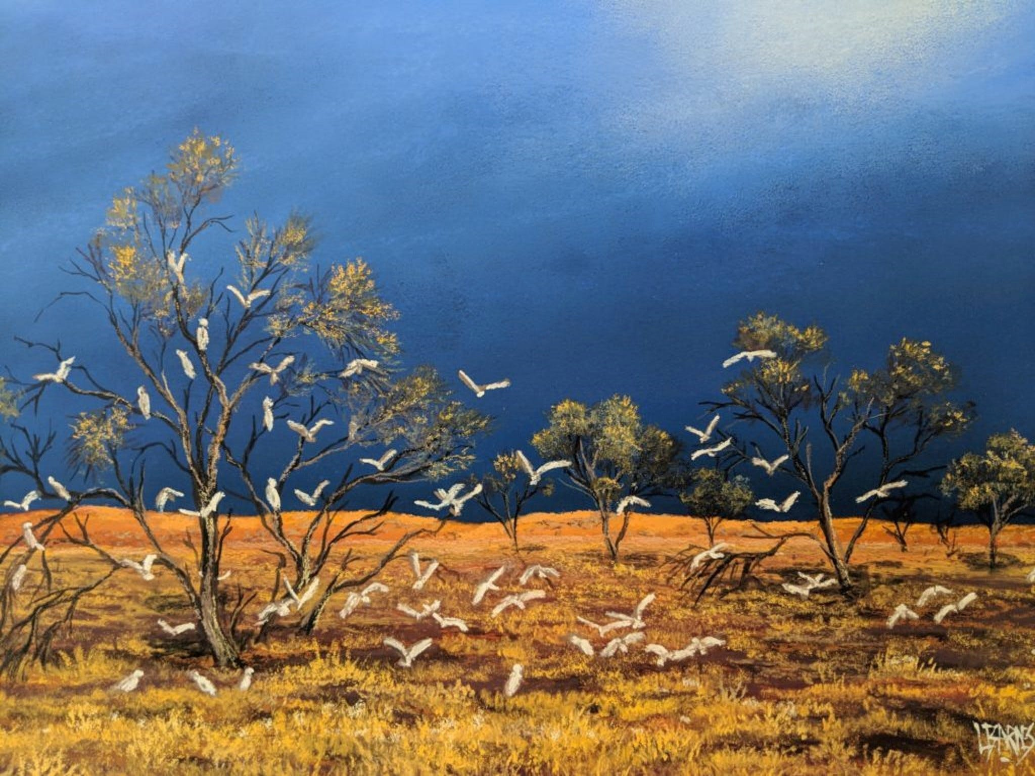 Lyn Barnes Gallery - VIC Tourism