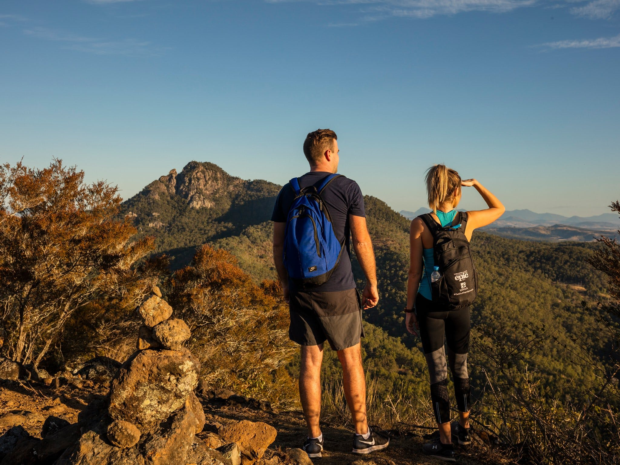 Mount Blaine Hiking Track - VIC Tourism