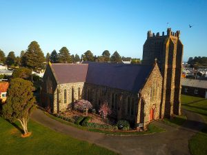 St John's Anglican Church Port Fairy - VIC Tourism