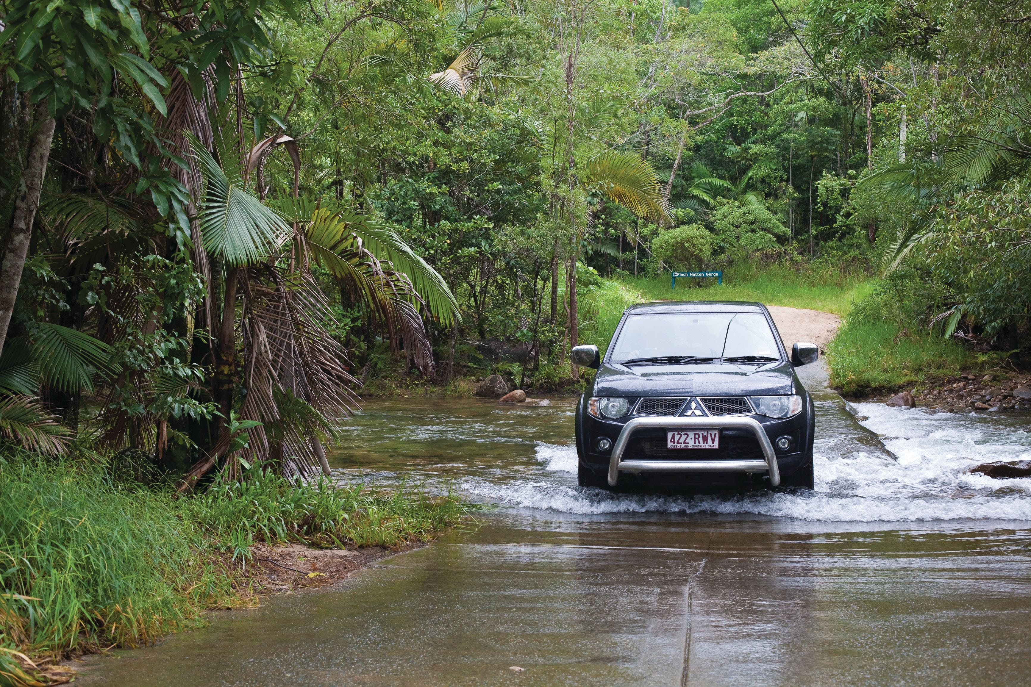 The Pioneer Valley and Eungella National Park - VIC Tourism