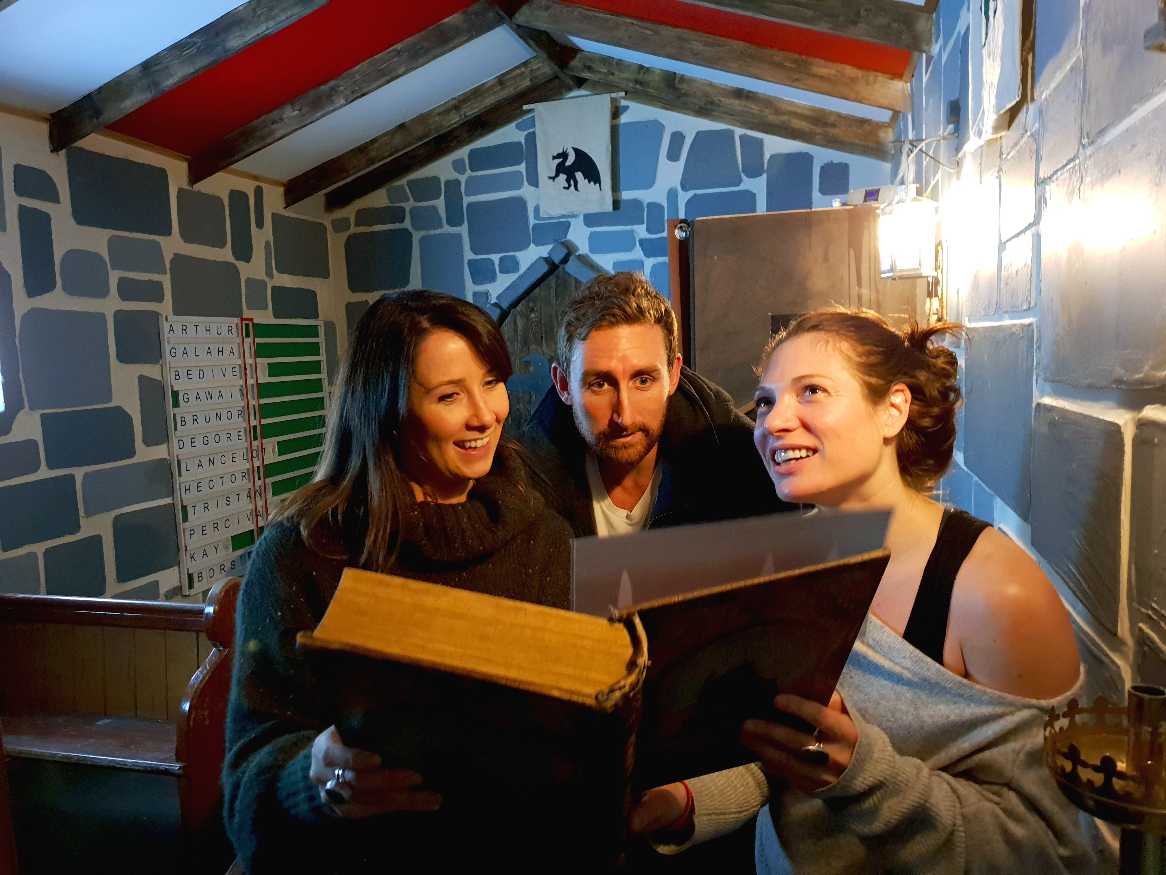 The Mystery Rooms - VIC Tourism