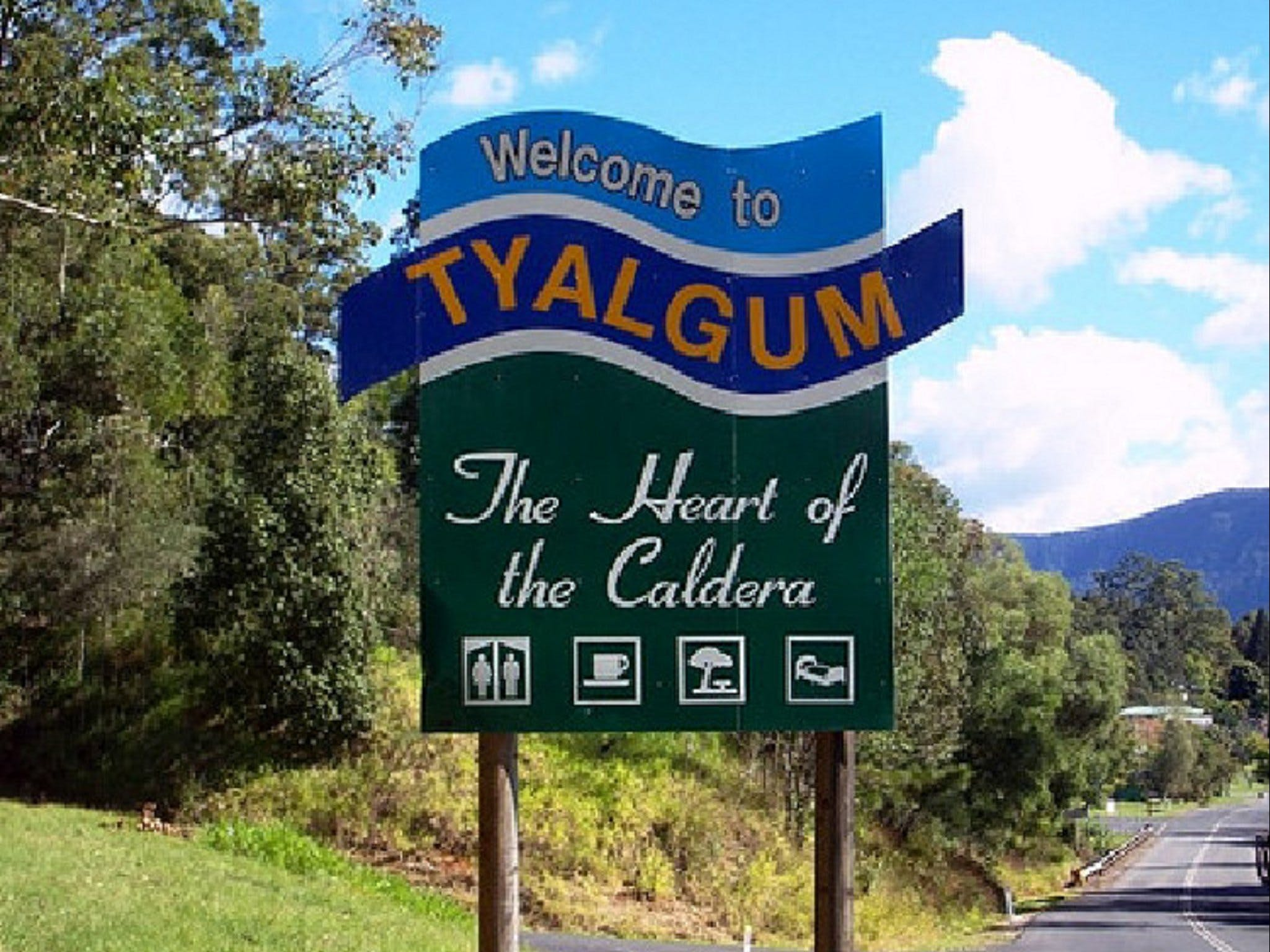 Tyalgum - VIC Tourism
