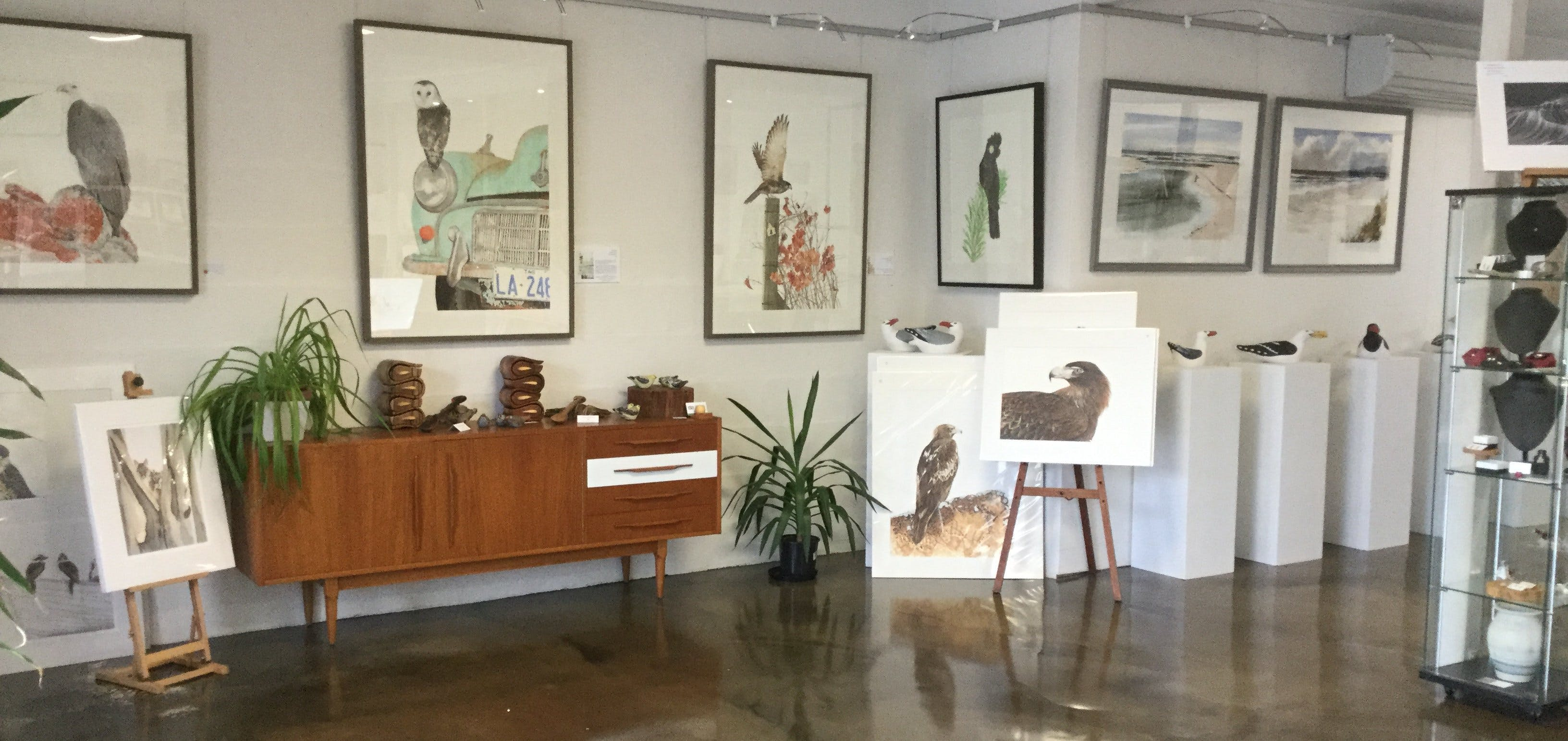 Waubs Bay Gallery - VIC Tourism