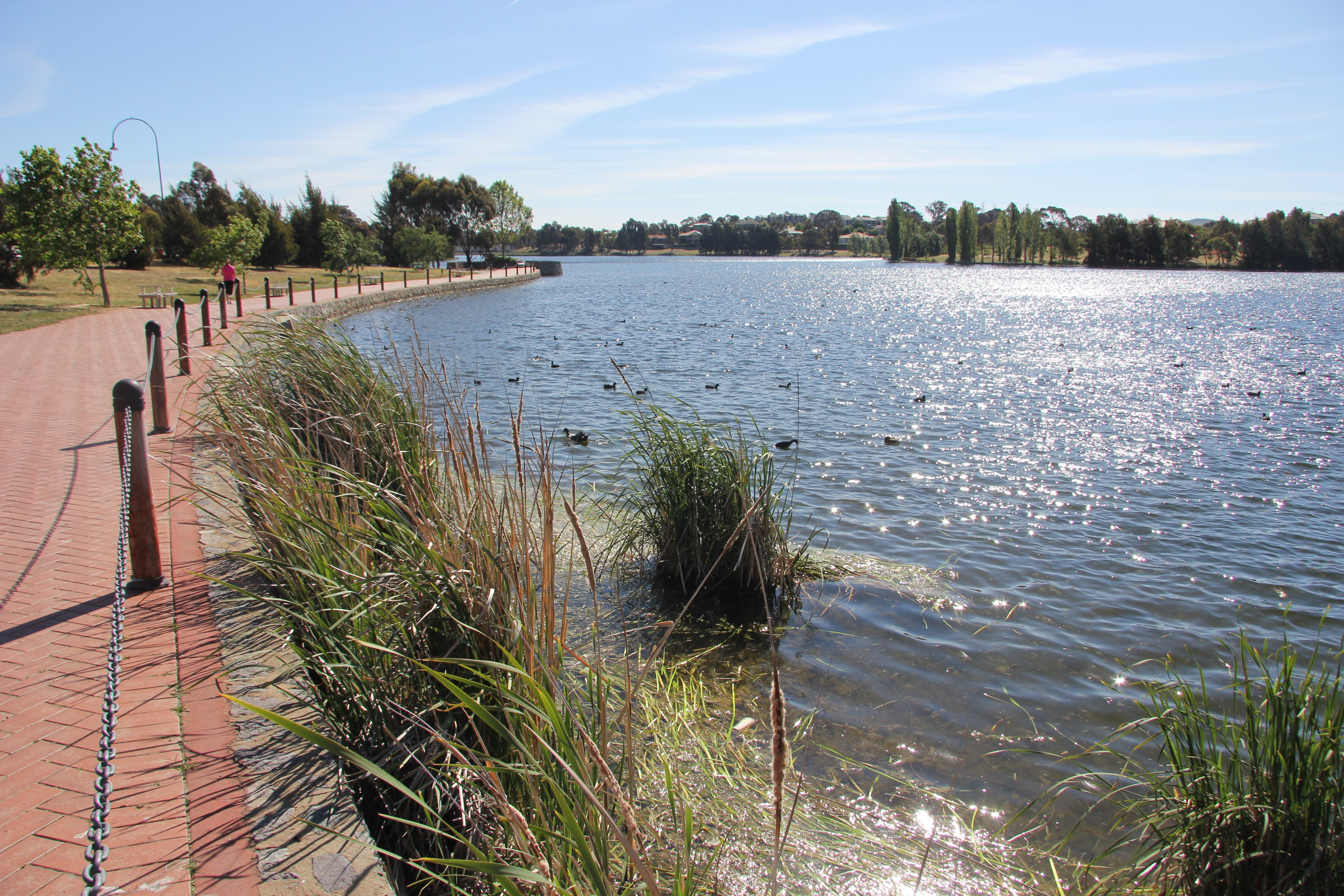 Yerrabi Pond - VIC Tourism