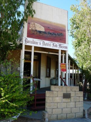 Barcaldine and District Historical Museum - VIC Tourism