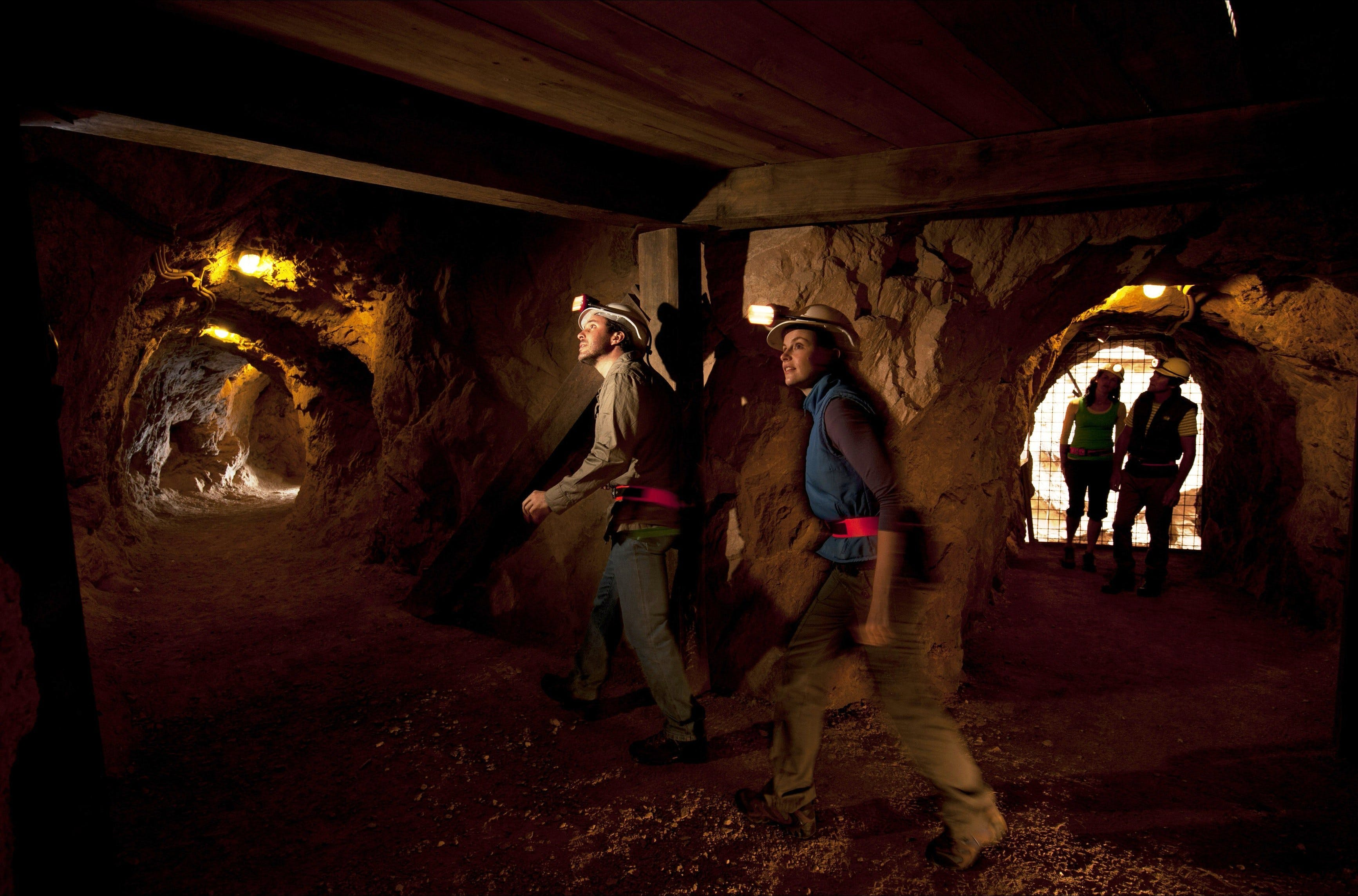 Blinman Heritage Mine - VIC Tourism