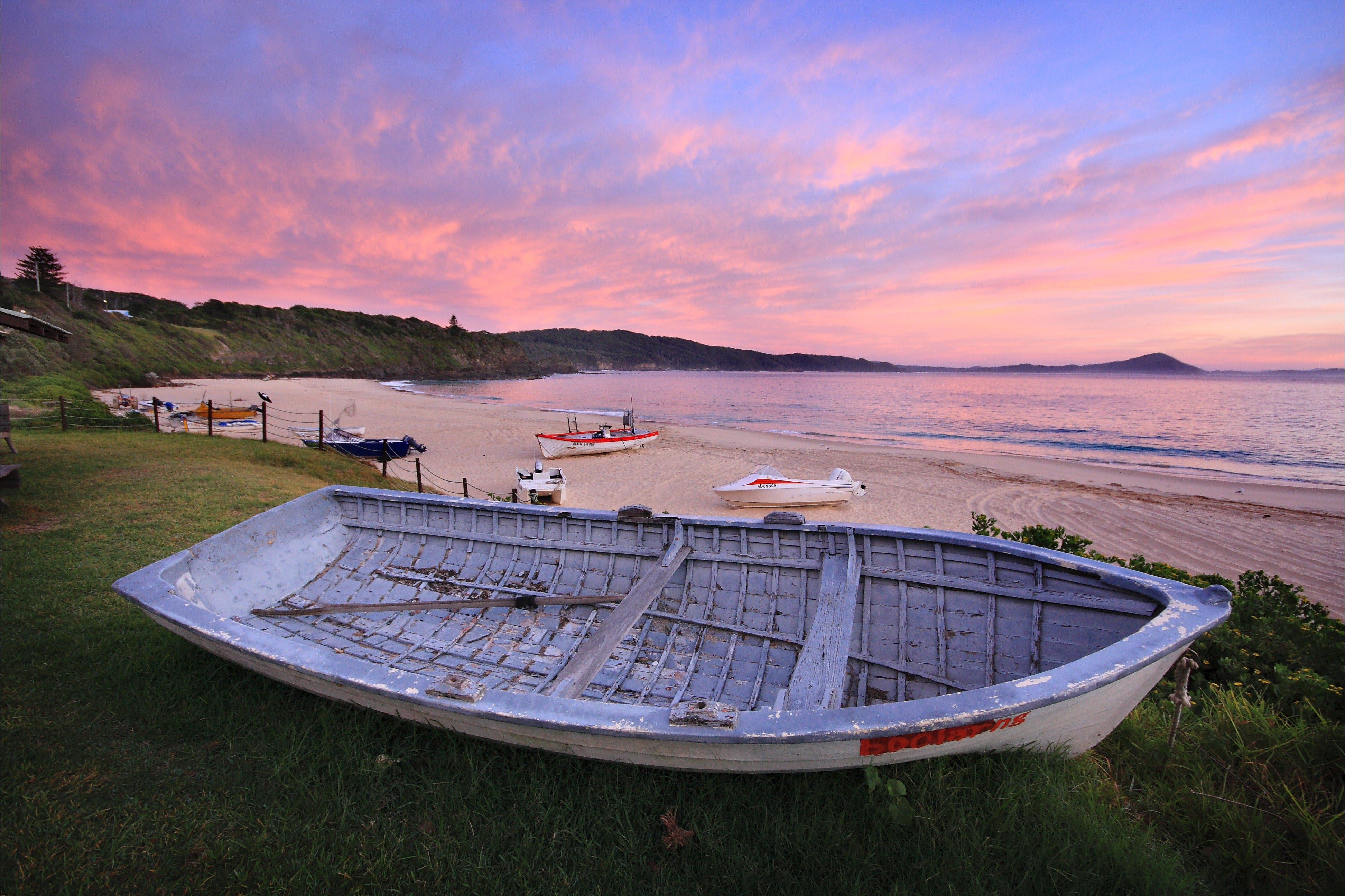Boat Beach - VIC Tourism