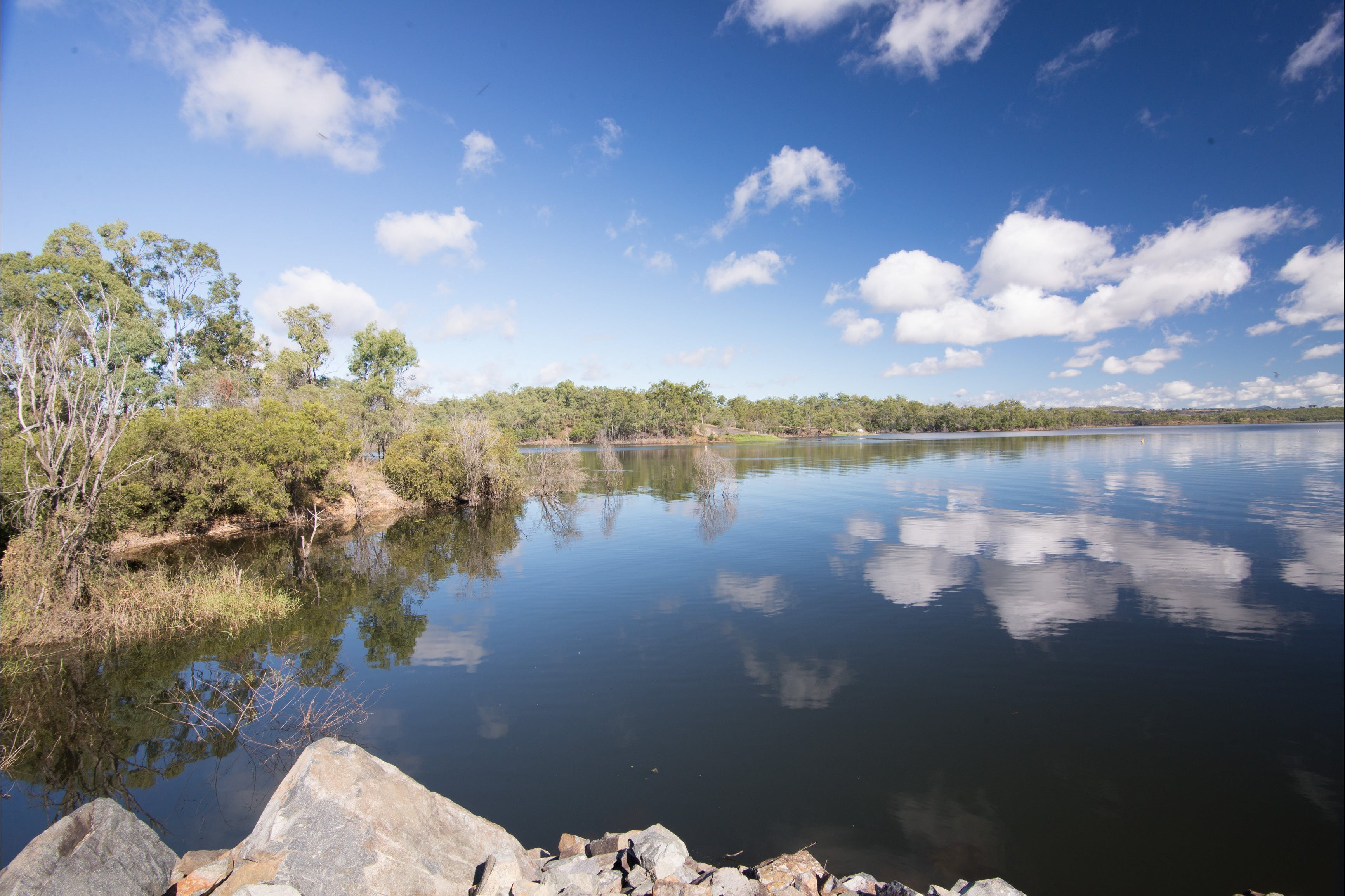 Bundaberg North Burnett Region Dams - VIC Tourism