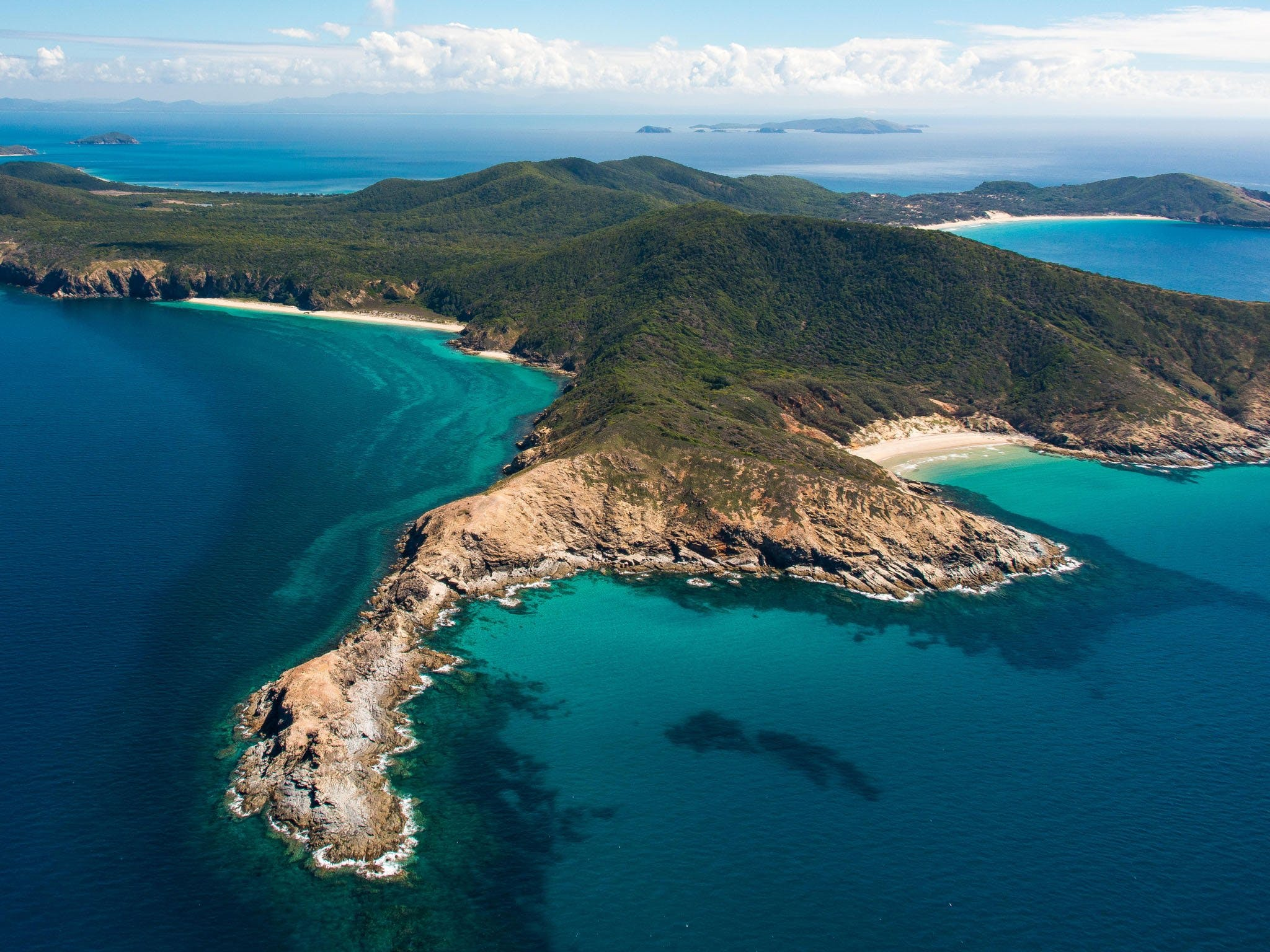 Great Keppel Island - VIC Tourism
