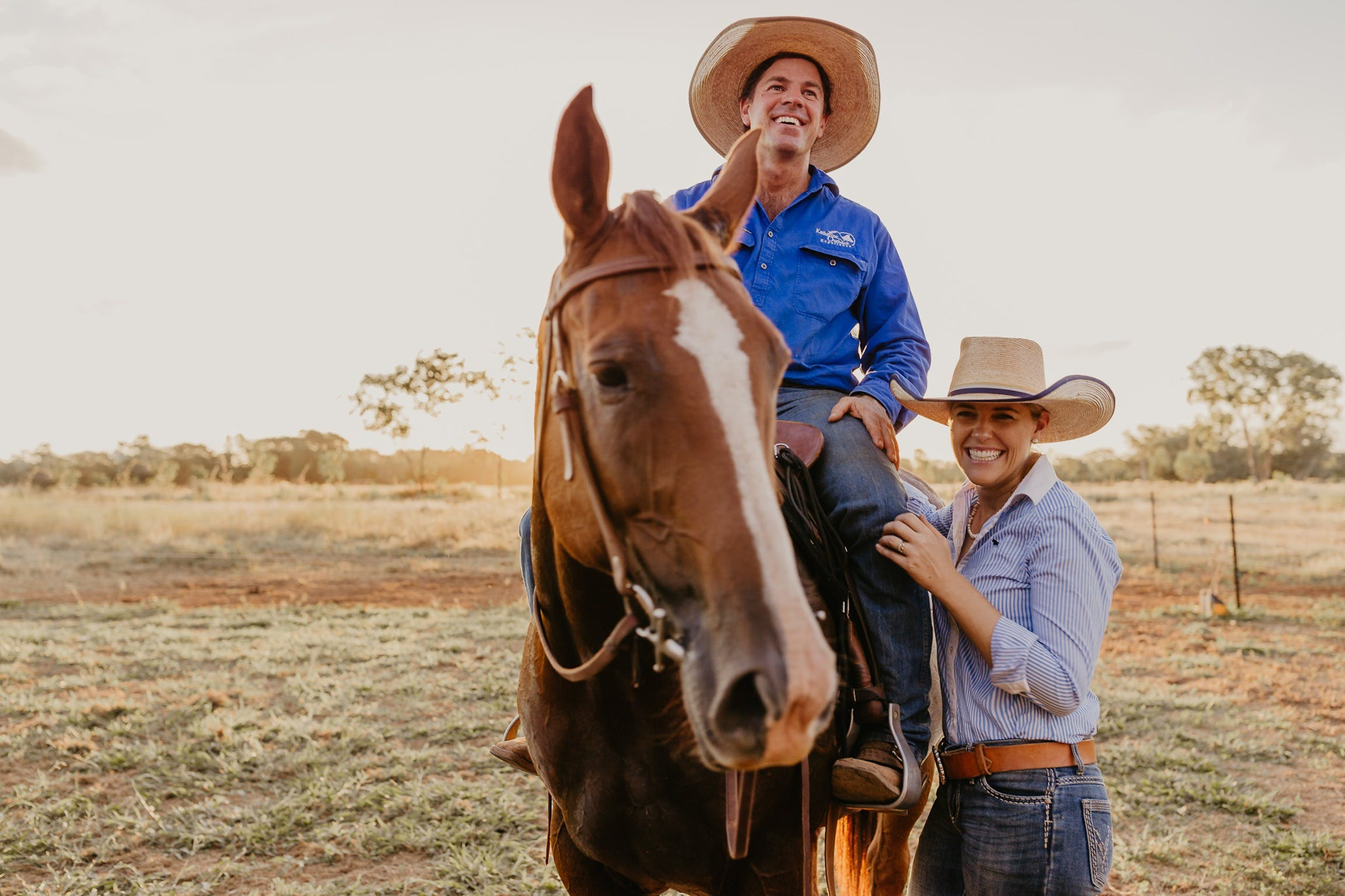 Katherine Outback Experience - Horse Riding Experience - VIC Tourism