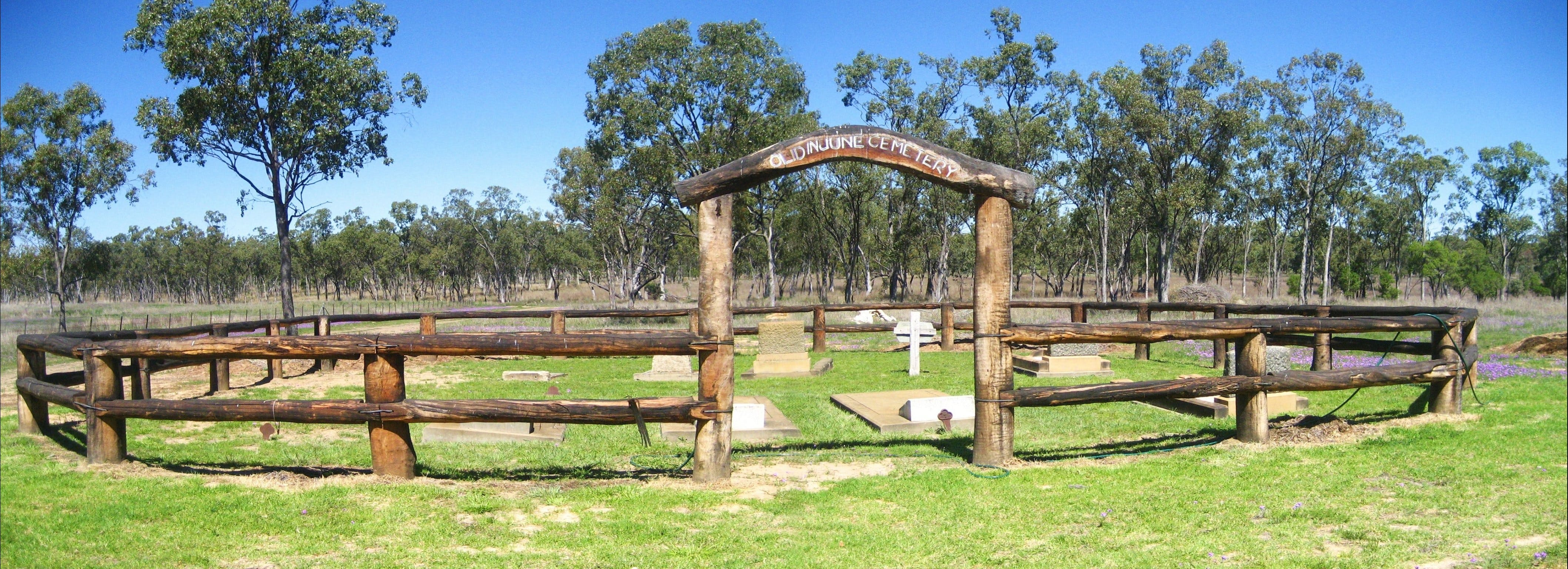 Old Injune Cemetery - VIC Tourism