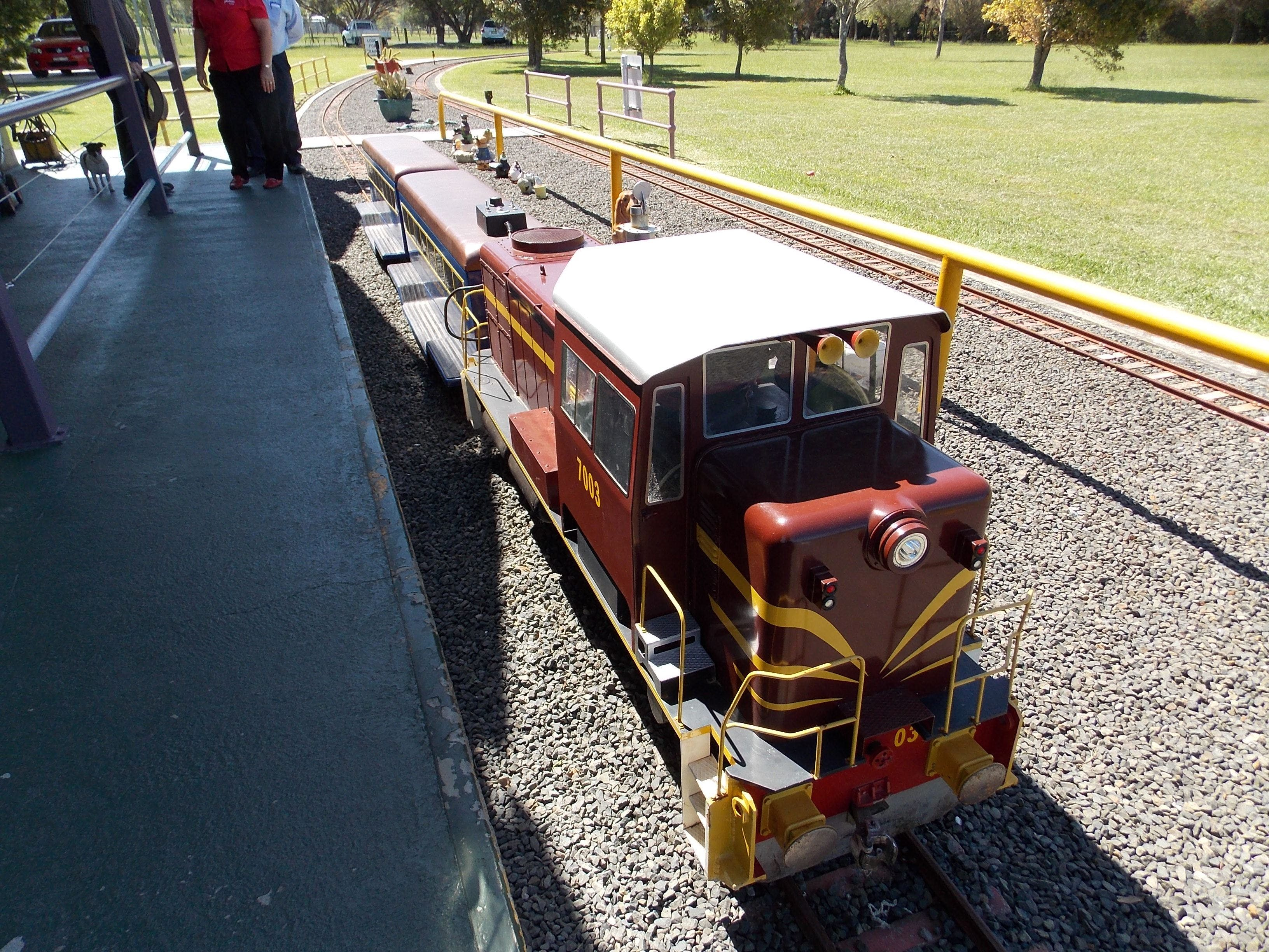 Penwood Miniature Railway - VIC Tourism