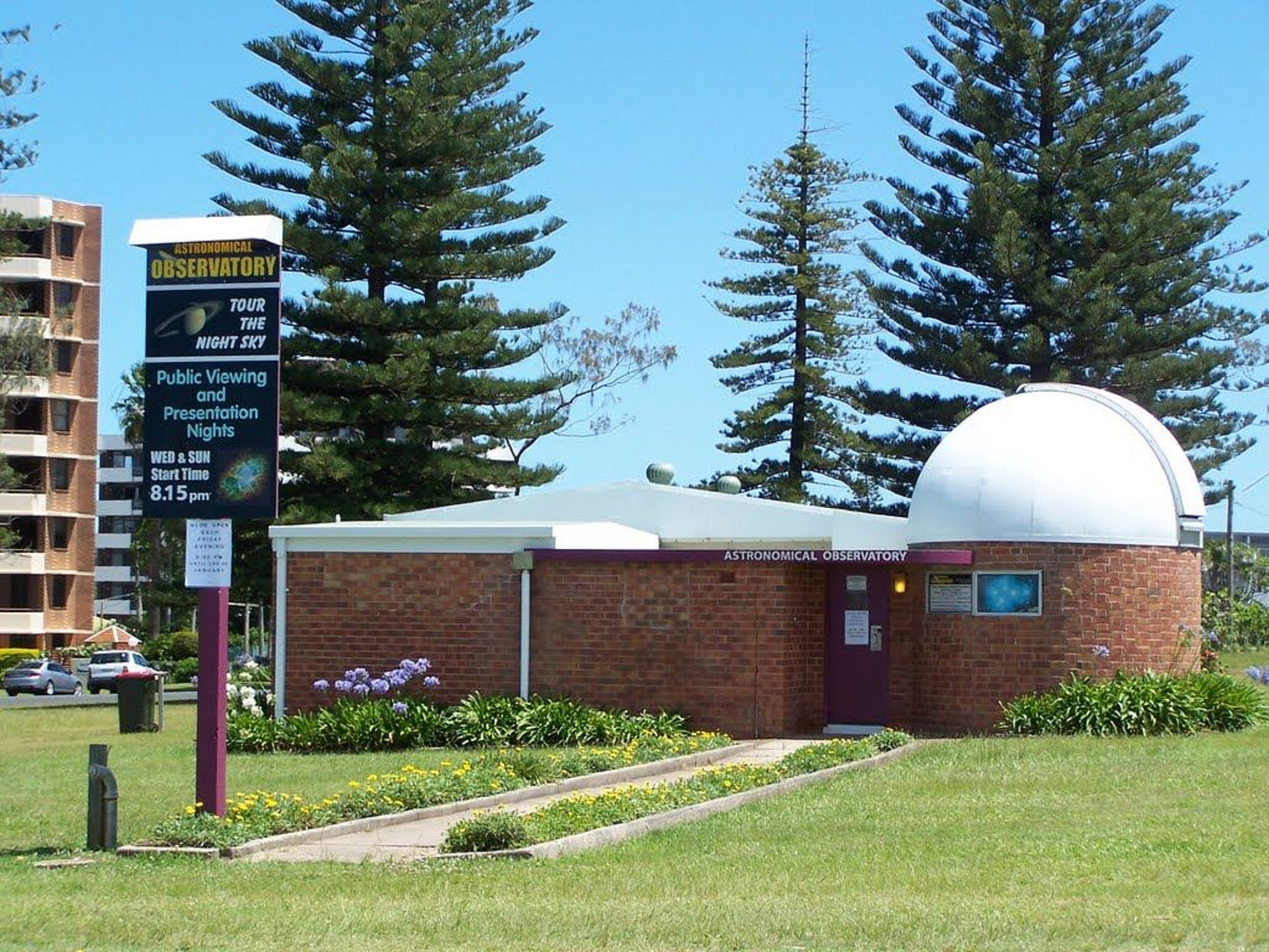 Port Macquarie Astronomical Observatory - VIC Tourism