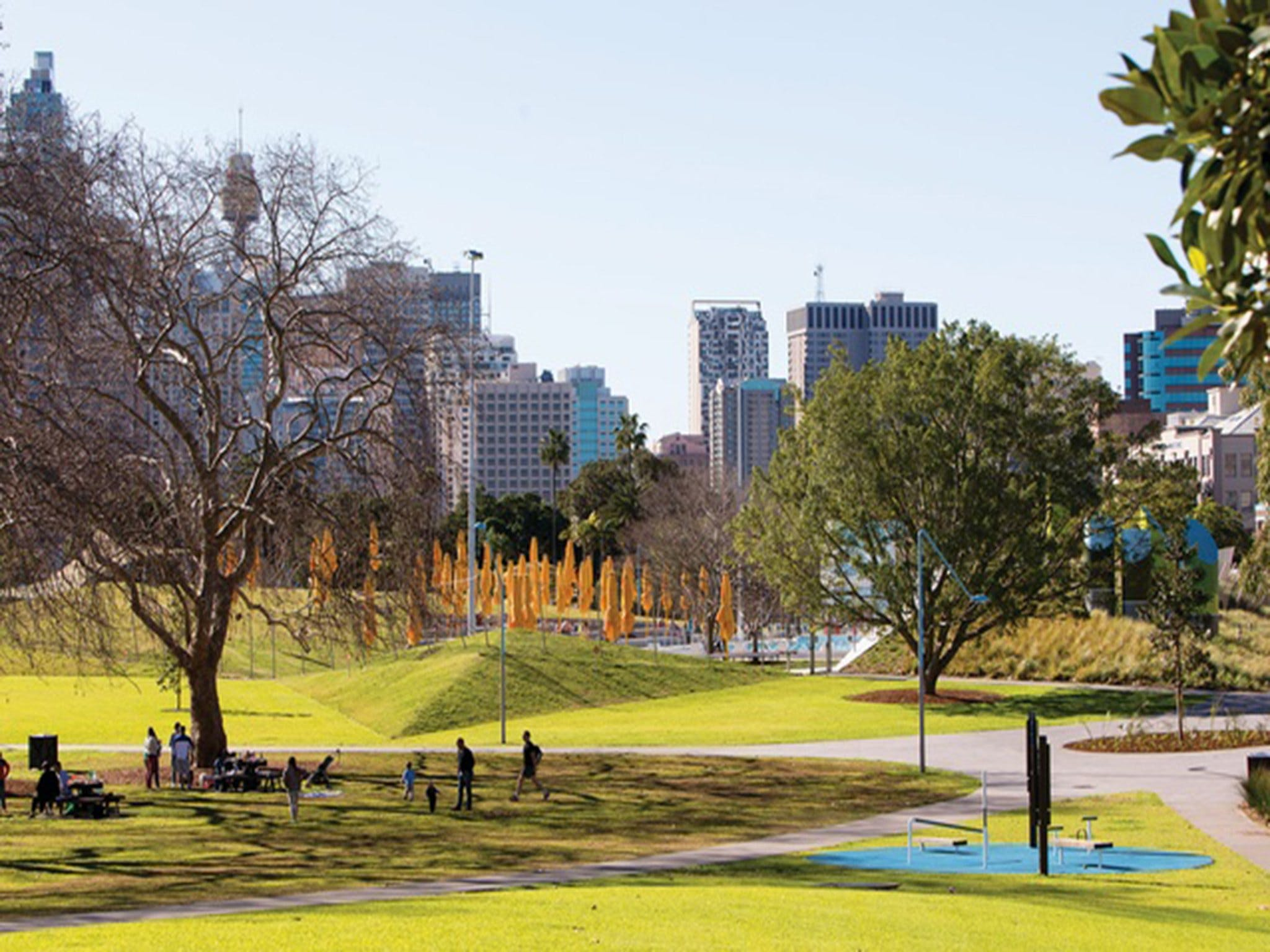 Prince Alfred Park - VIC Tourism