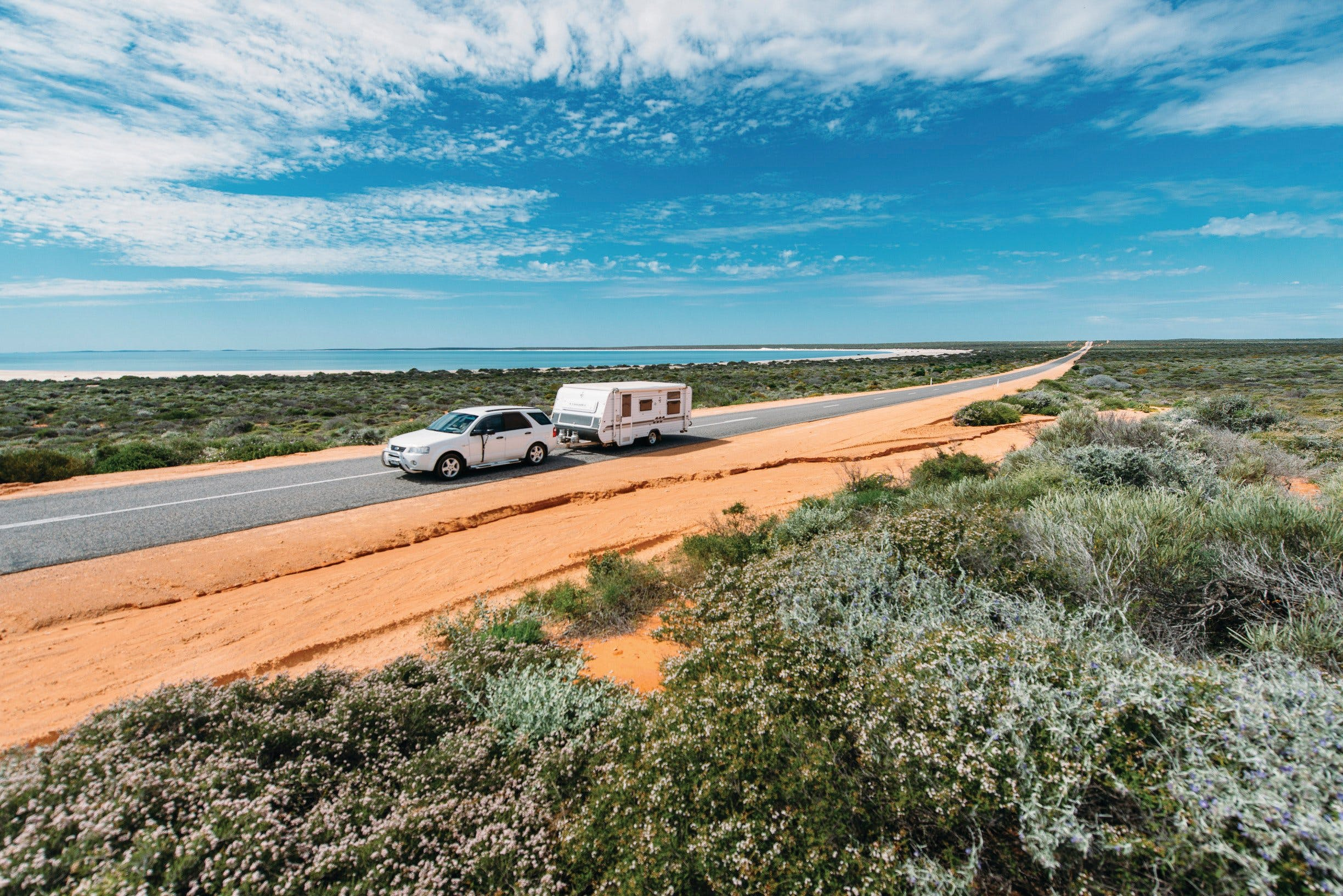 Shark Bay World Heritage Drive - VIC Tourism