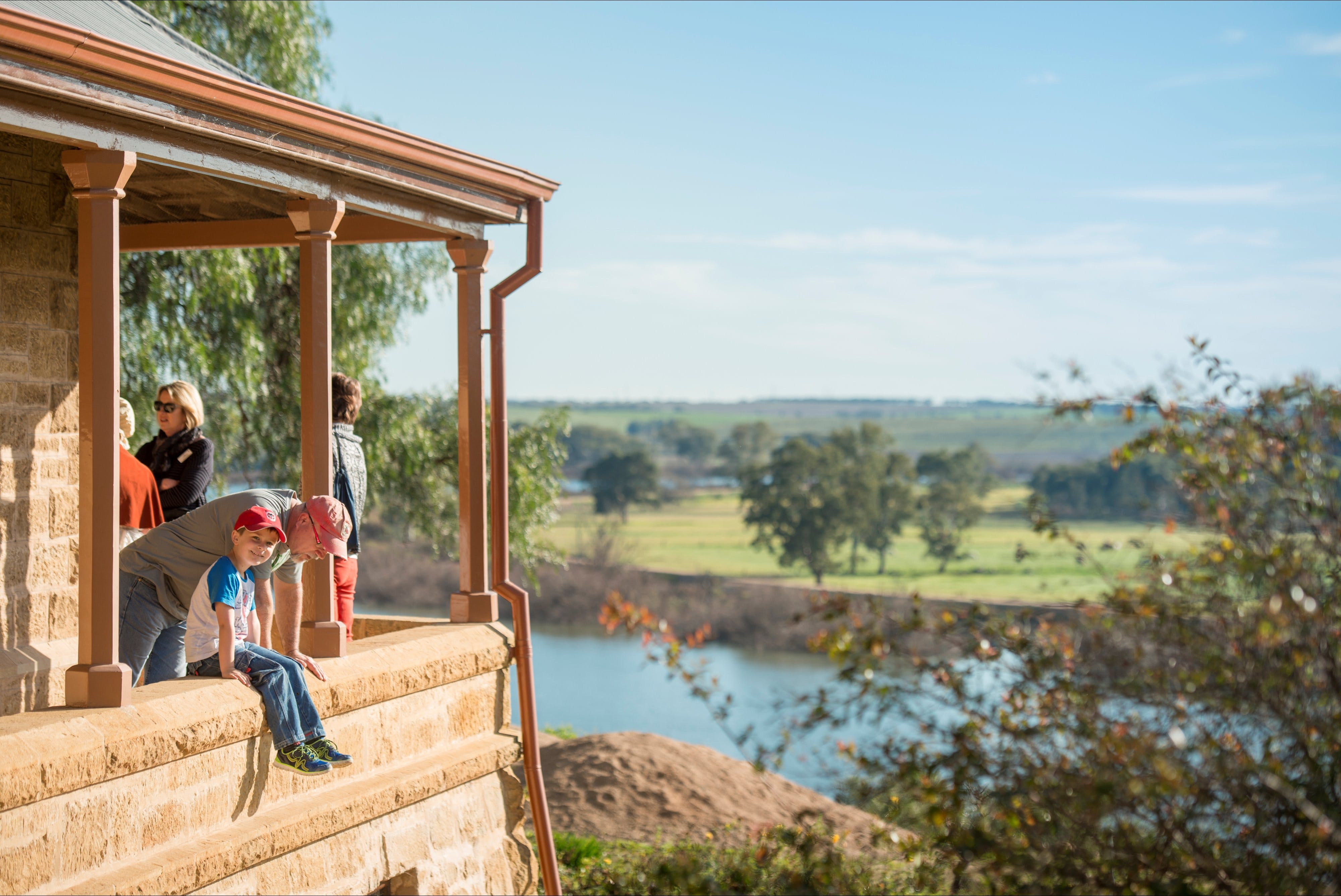 The Murray Bridge Discovery Trail - VIC Tourism