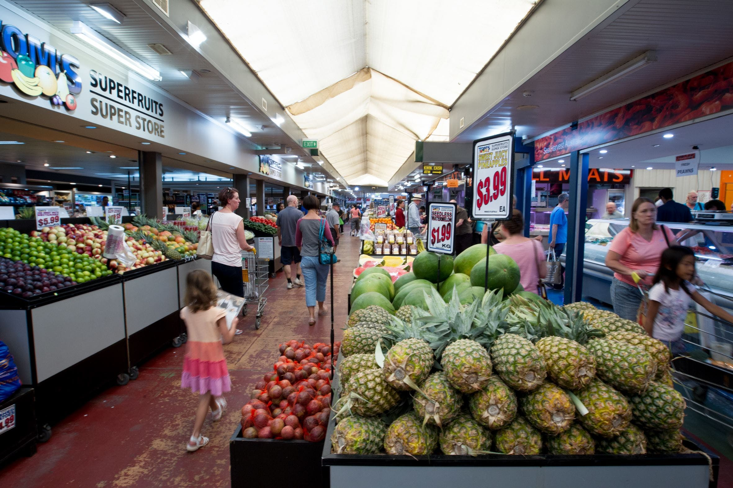 Belconnen Fresh Food Markets - VIC Tourism