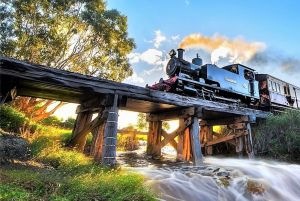 Bellarine Railway - VIC Tourism