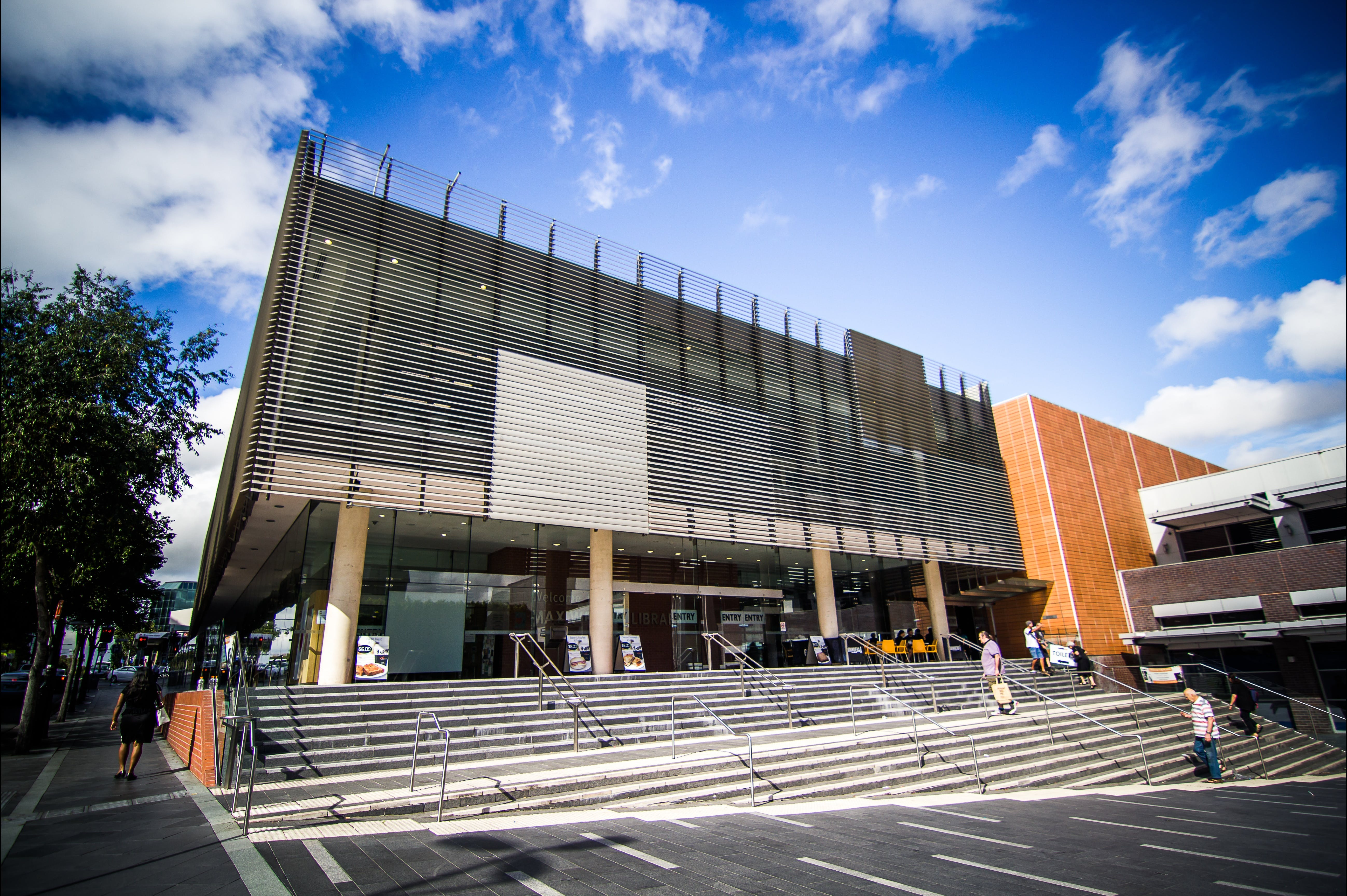 Blacktown City Libraries - VIC Tourism