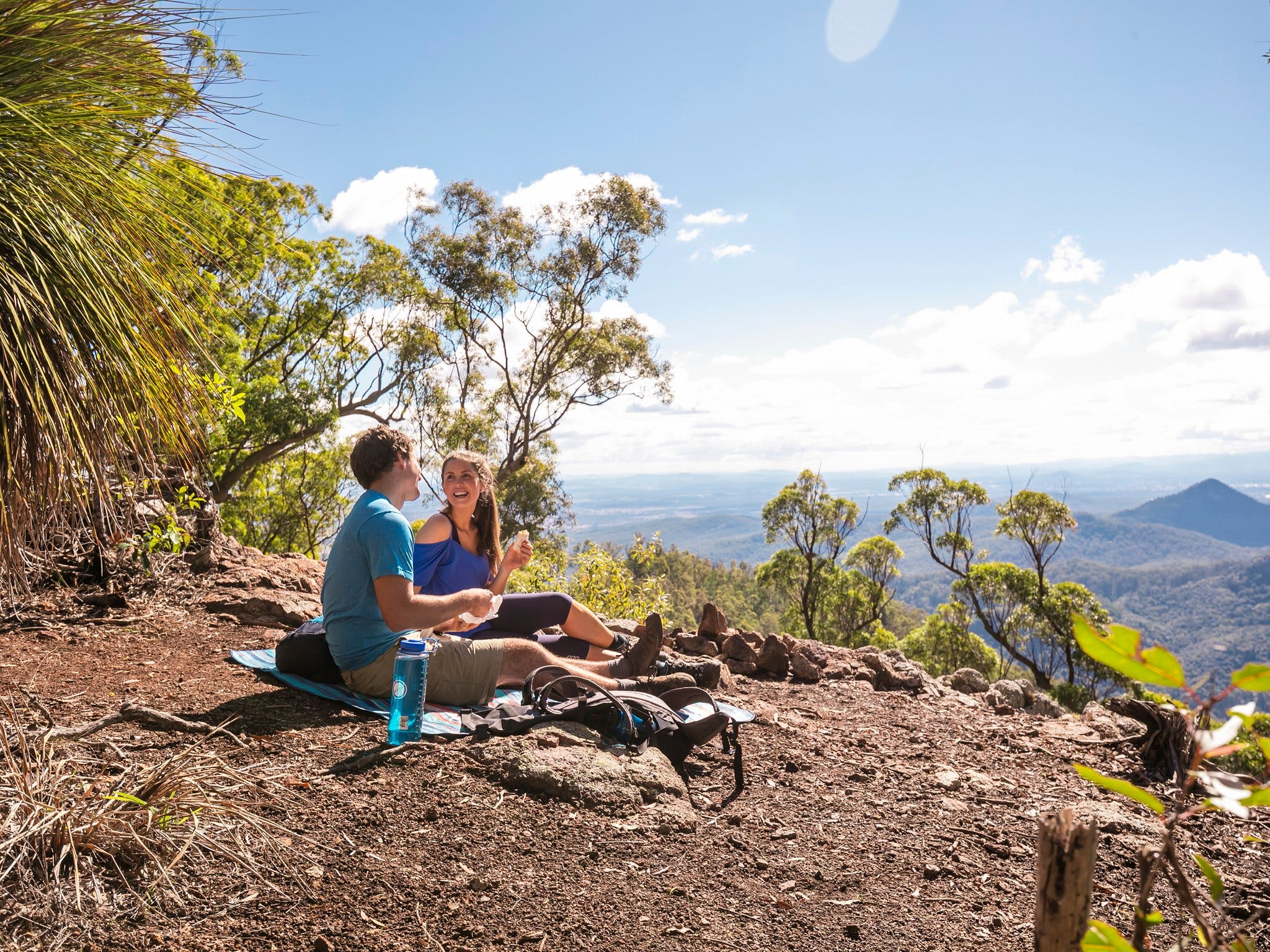 Goolman Lookout via Rocky Knoll Lookout Trail - VIC Tourism