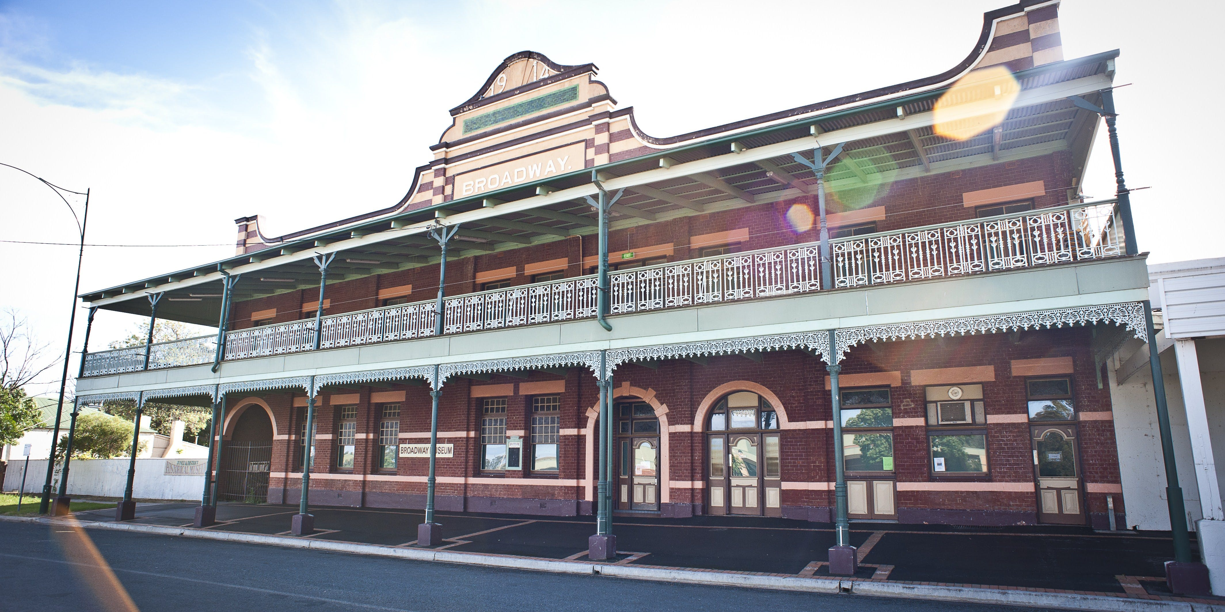 Junee - VIC Tourism