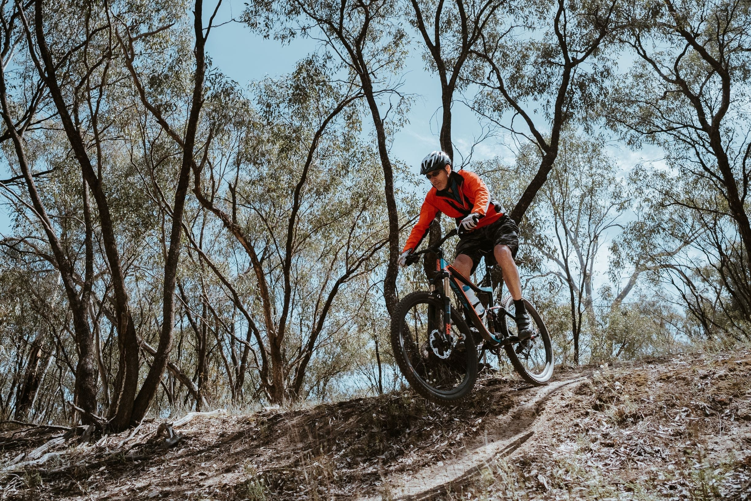 Mountain Bike Trails Deniliquin - VIC Tourism