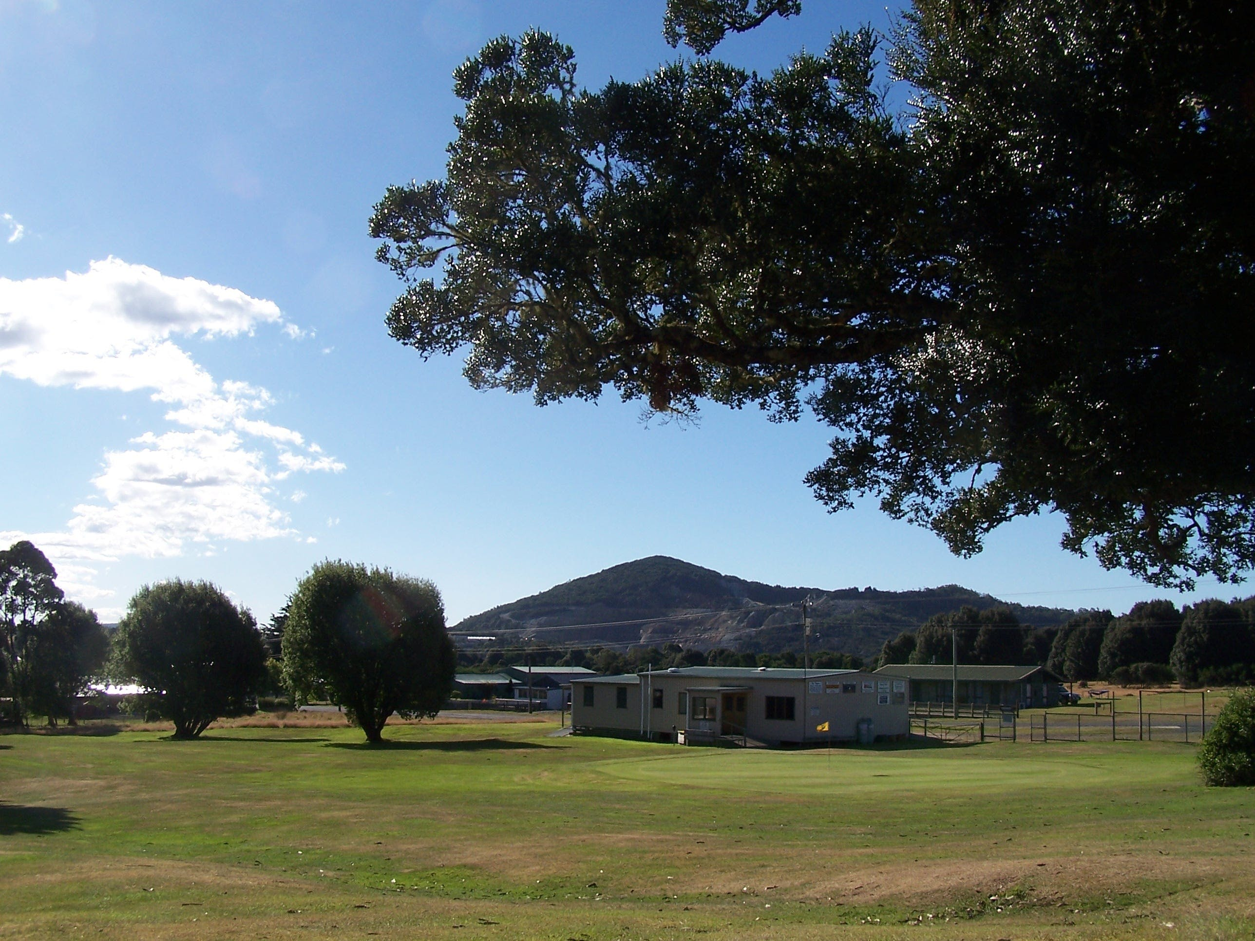 Mountain Vista Golf Club - VIC Tourism