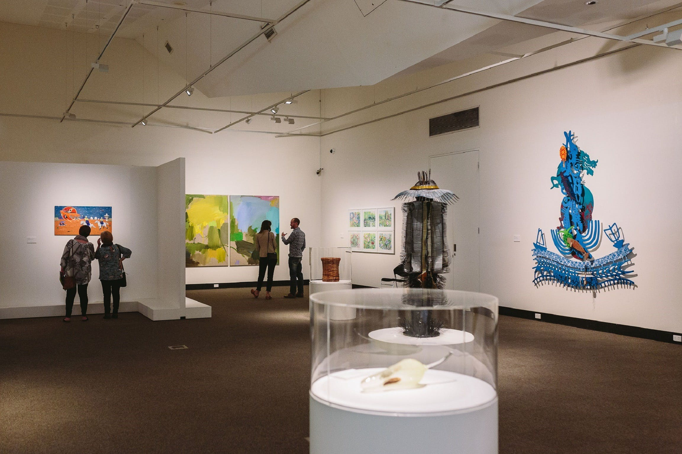 Redcliffe Art Gallery - VIC Tourism