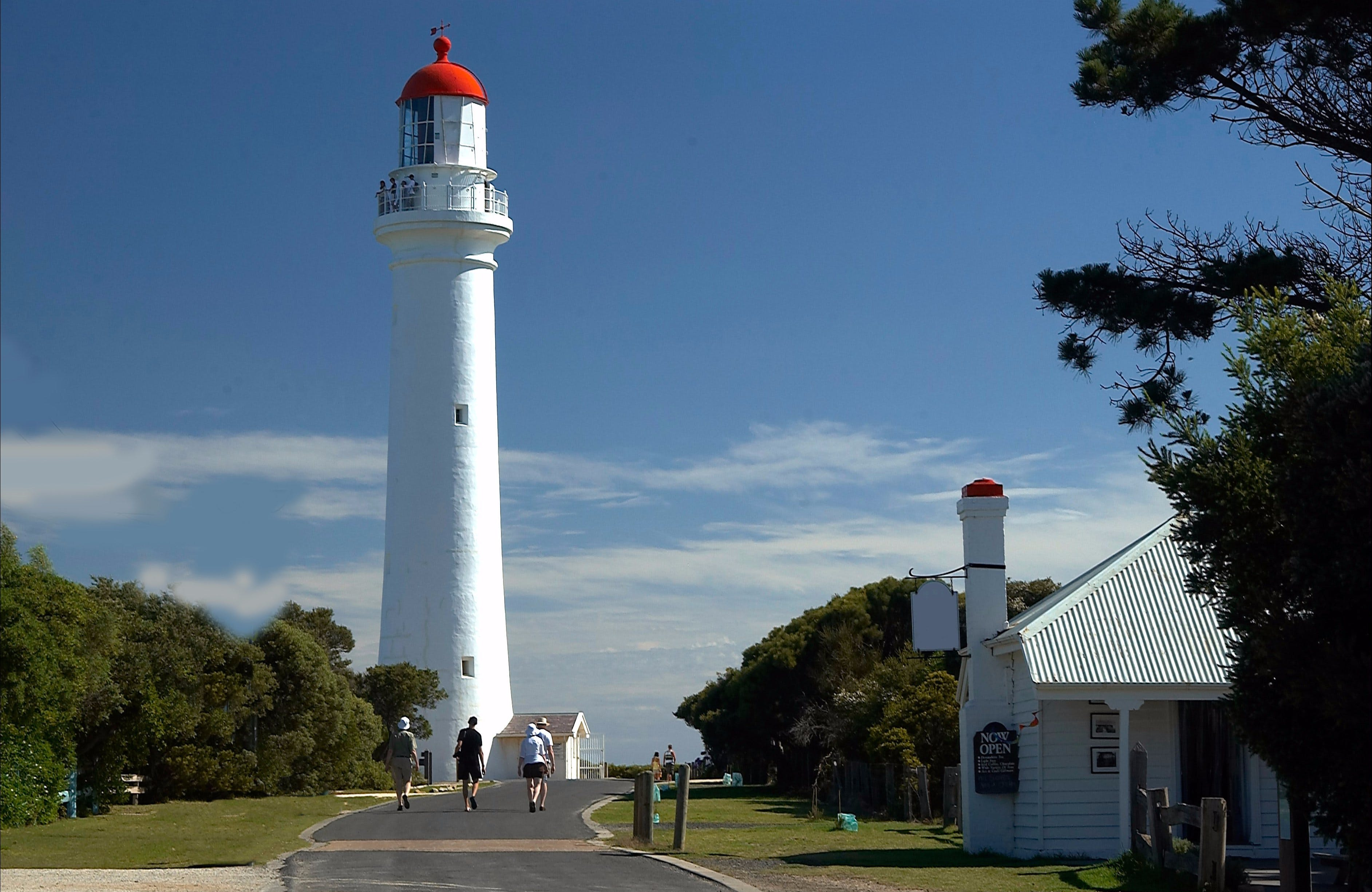 Split Point Lighthouse Tours Aireys Inlet - VIC Tourism