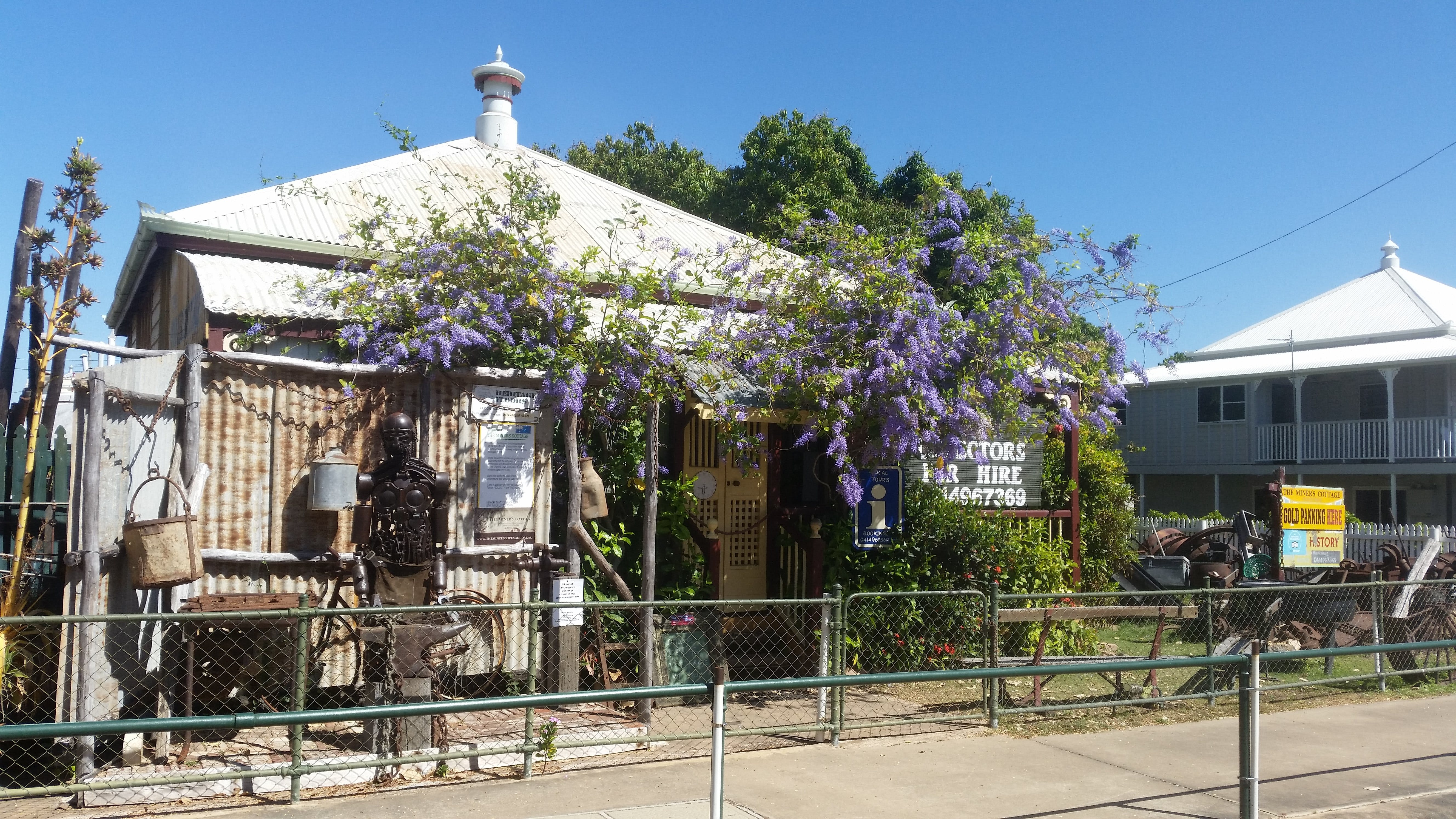 The Miner's Cottage - VIC Tourism