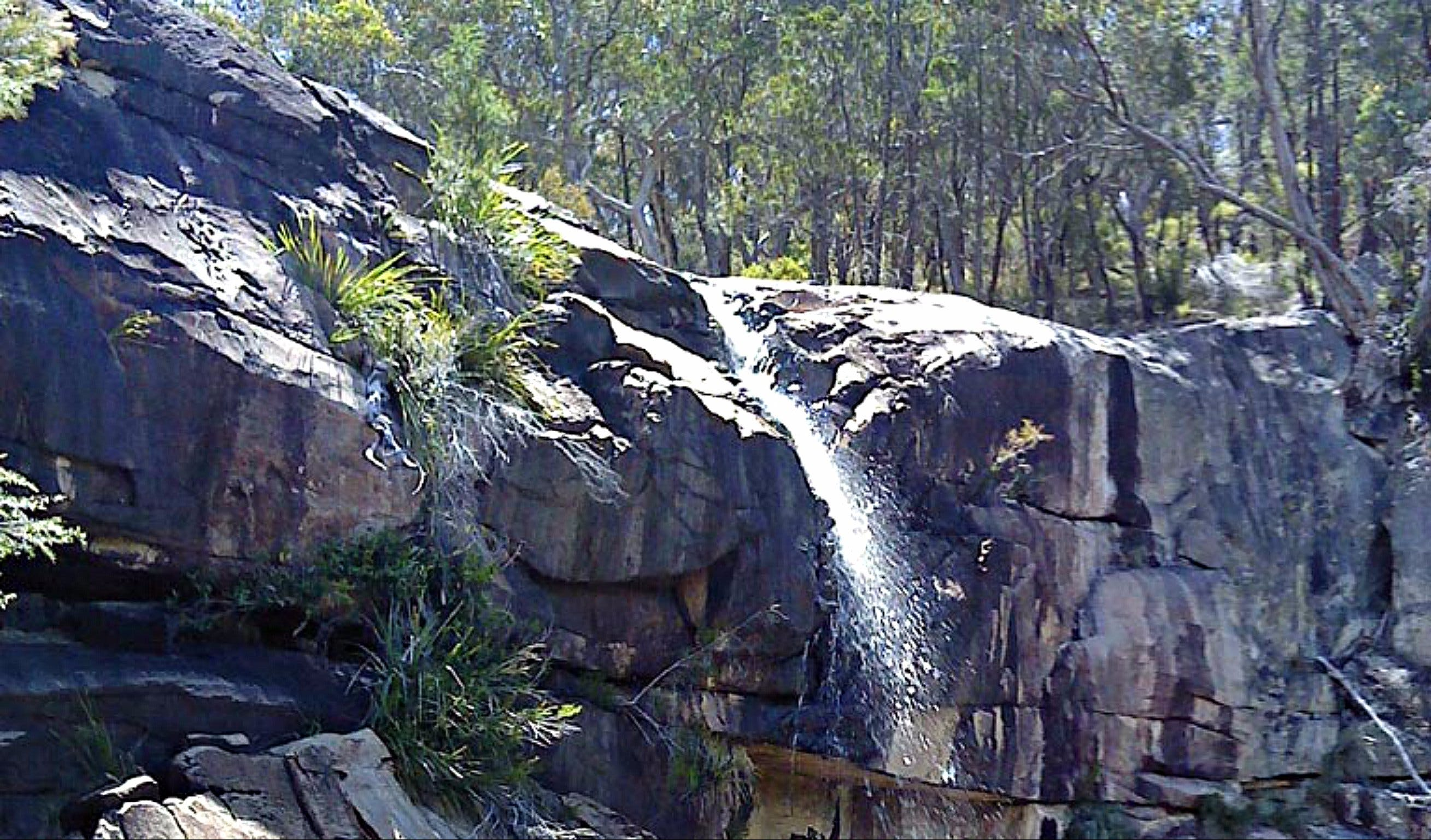 Ugly Corner Falls Walking Track - VIC Tourism