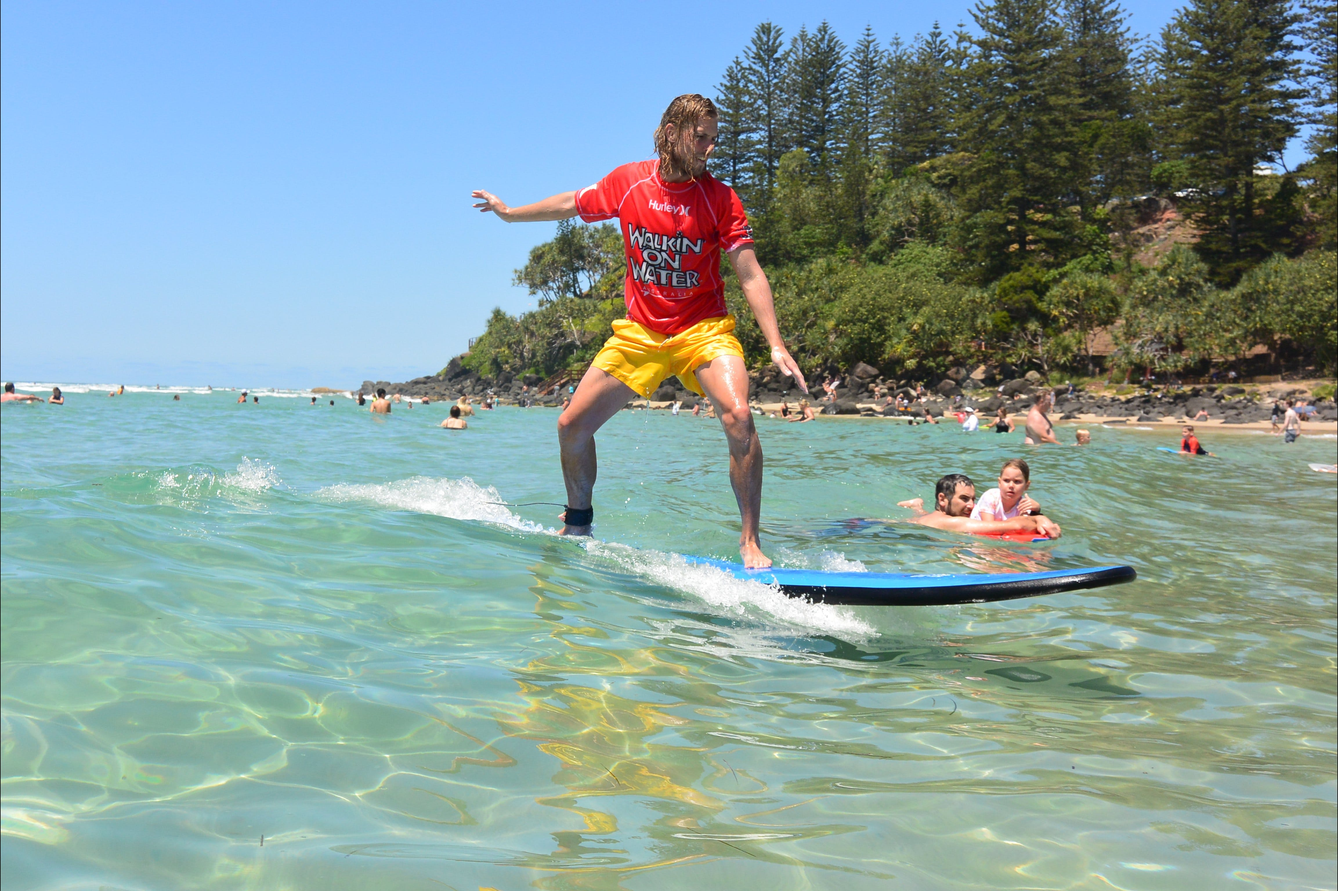 Walkin' On Water Surf School - VIC Tourism