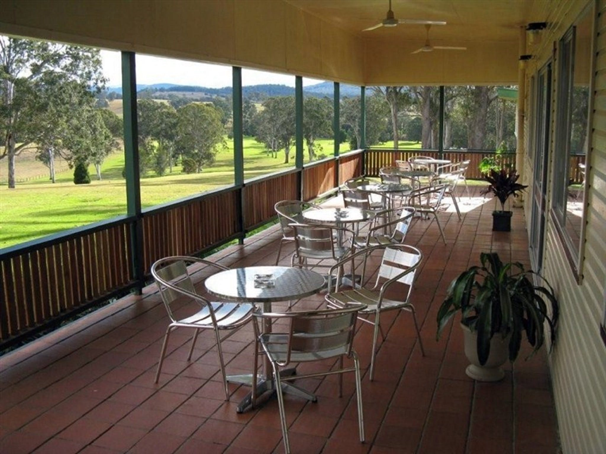Woodenbong and District Golf Club - VIC Tourism