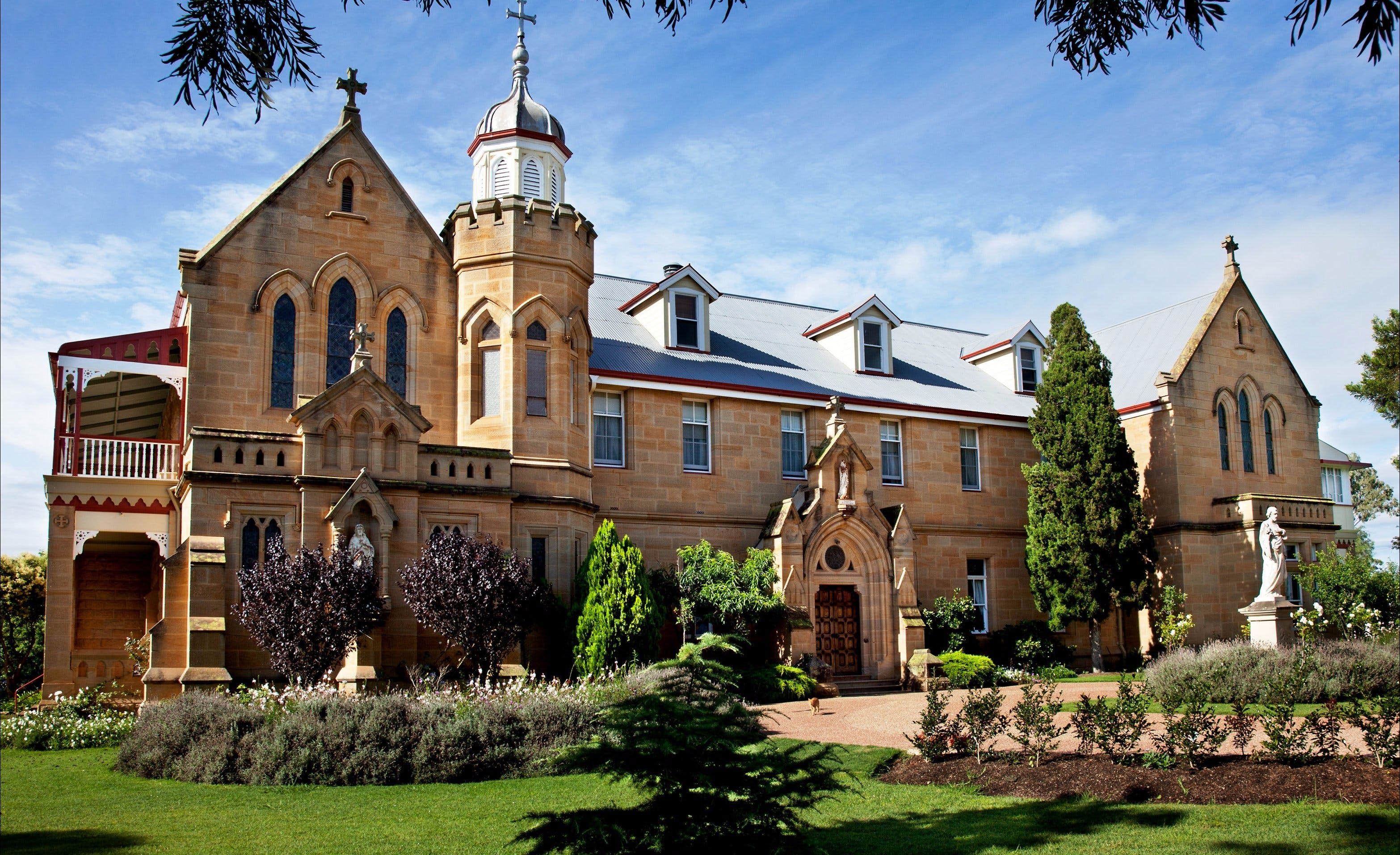 Abbey of the Roses - VIC Tourism
