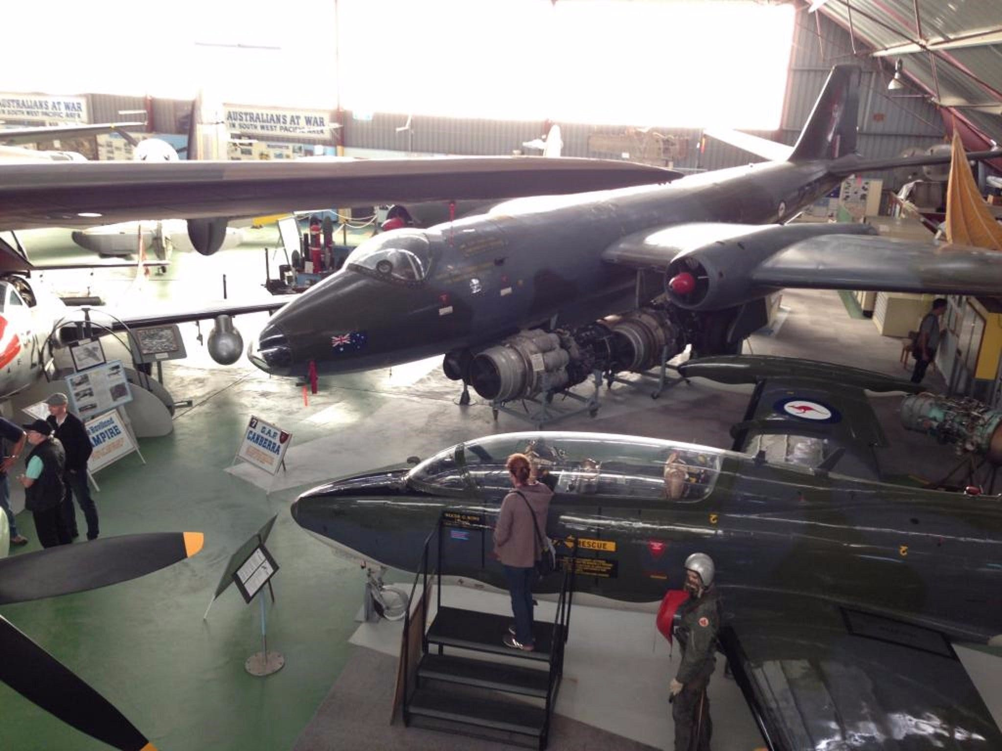 Aviation Heritage Museum of Western Australia - VIC Tourism