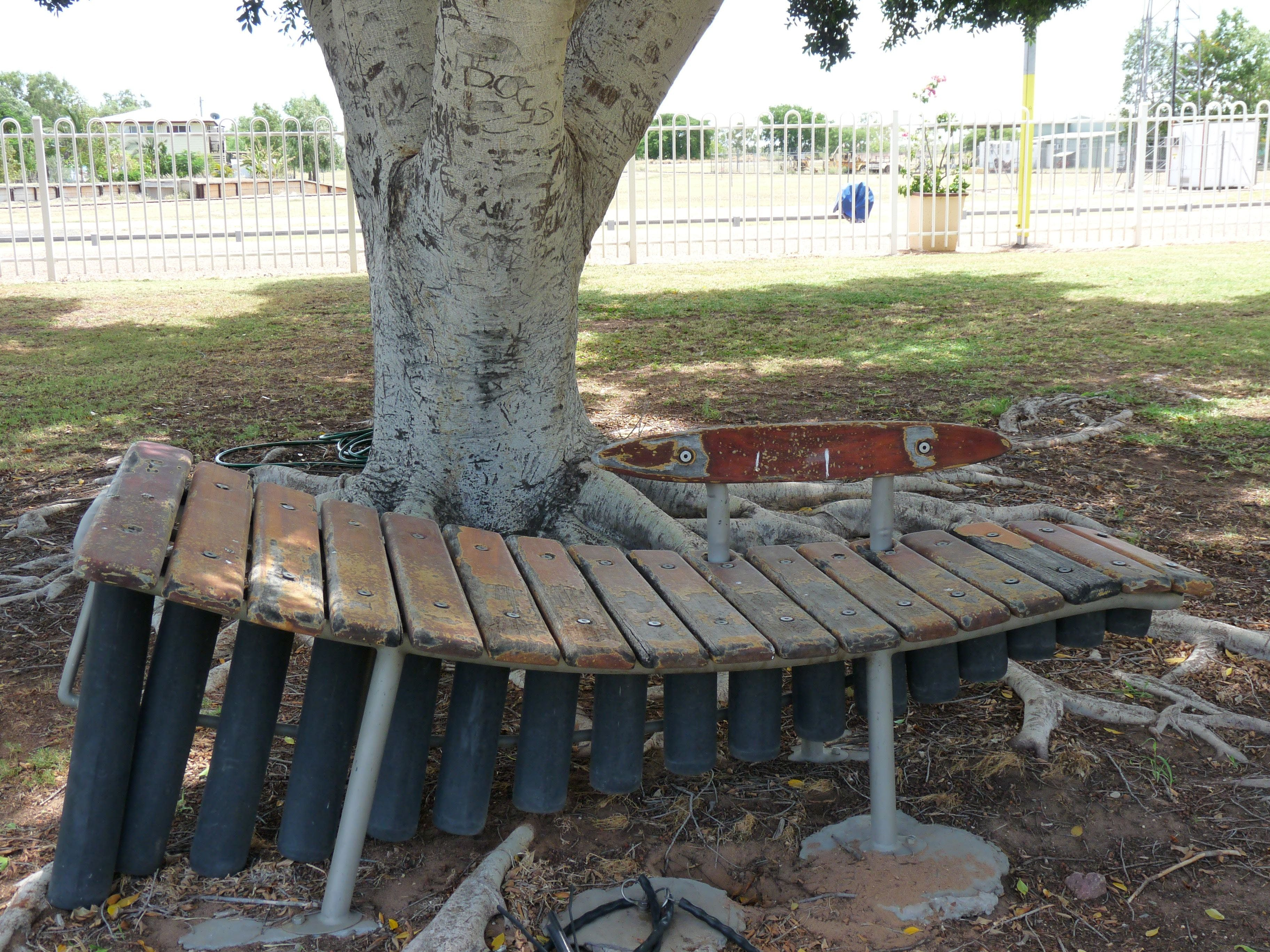 Barcaldine Musical Instruments - VIC Tourism