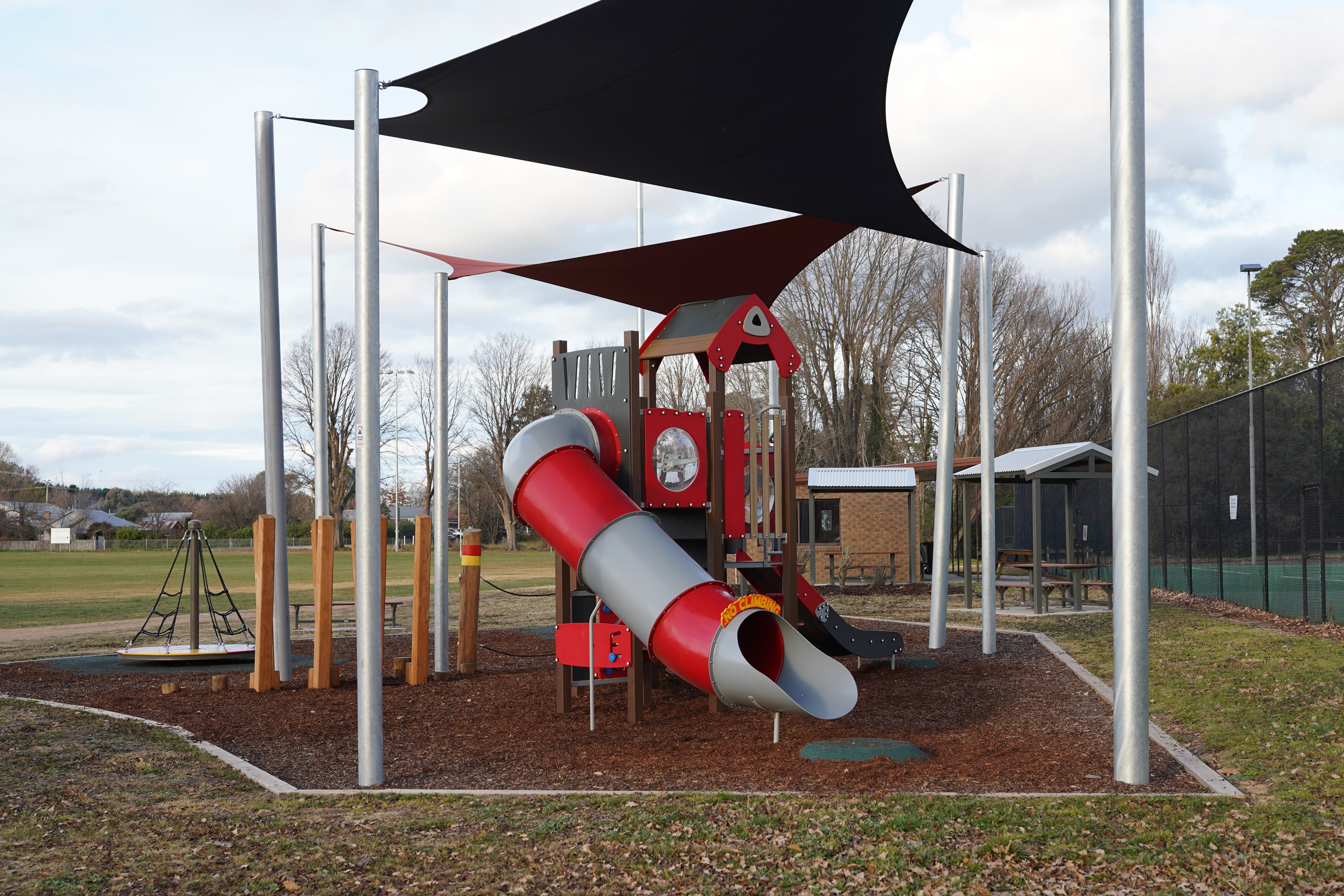 Braidwood Recreation Grounds and Playground - VIC Tourism