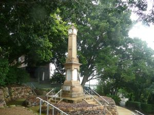 Ithaca War Memorial and Park - VIC Tourism