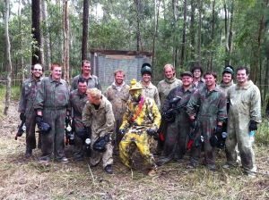 Mid North Coast Paintball - VIC Tourism