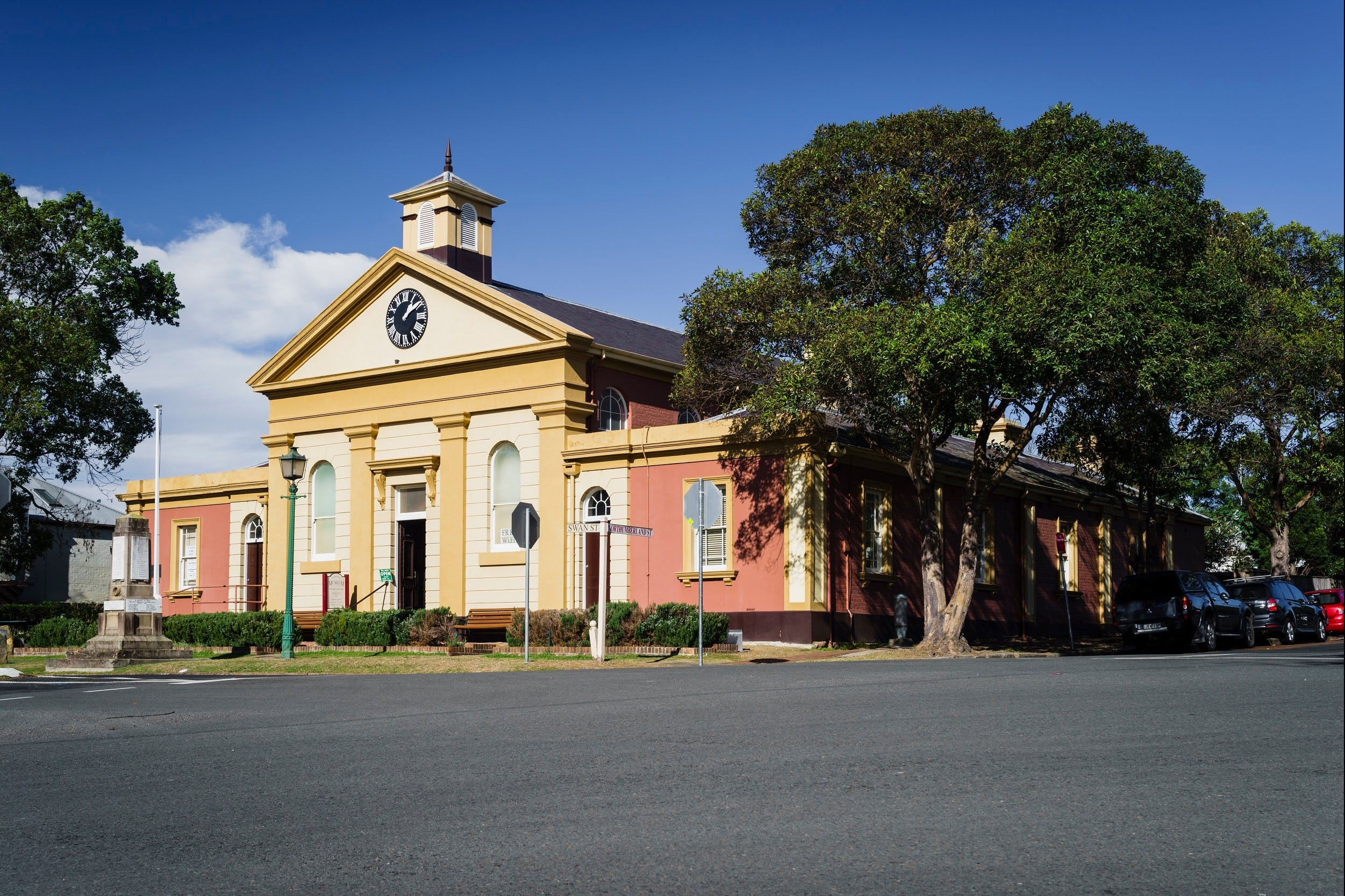 Morpeth Museum - VIC Tourism