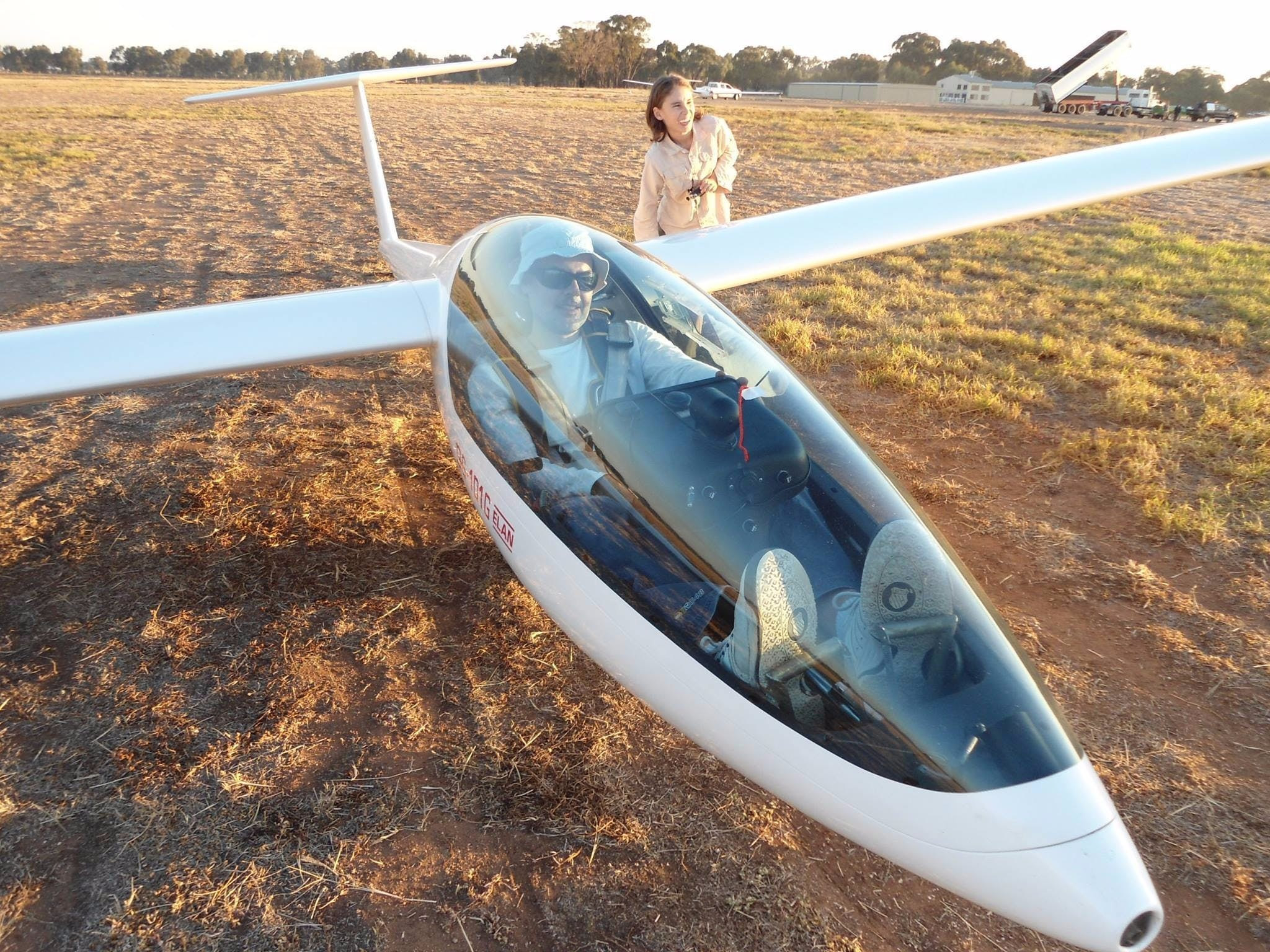 Southern Riverina Gliding Club Inc. - VIC Tourism