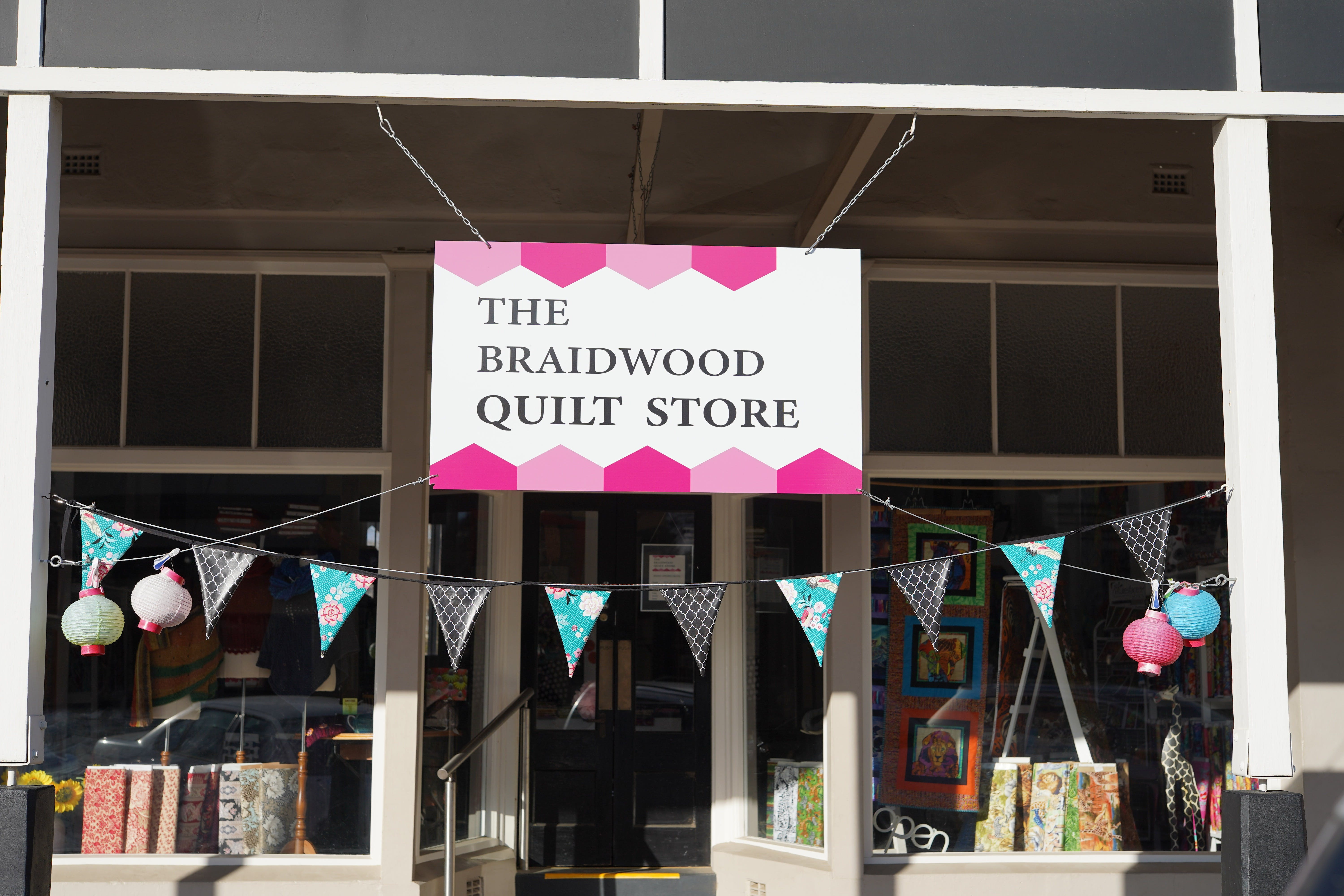 The Braidwood Quilt Store - VIC Tourism