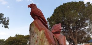 Chainsaw Tree Sculpture - VIC Tourism
