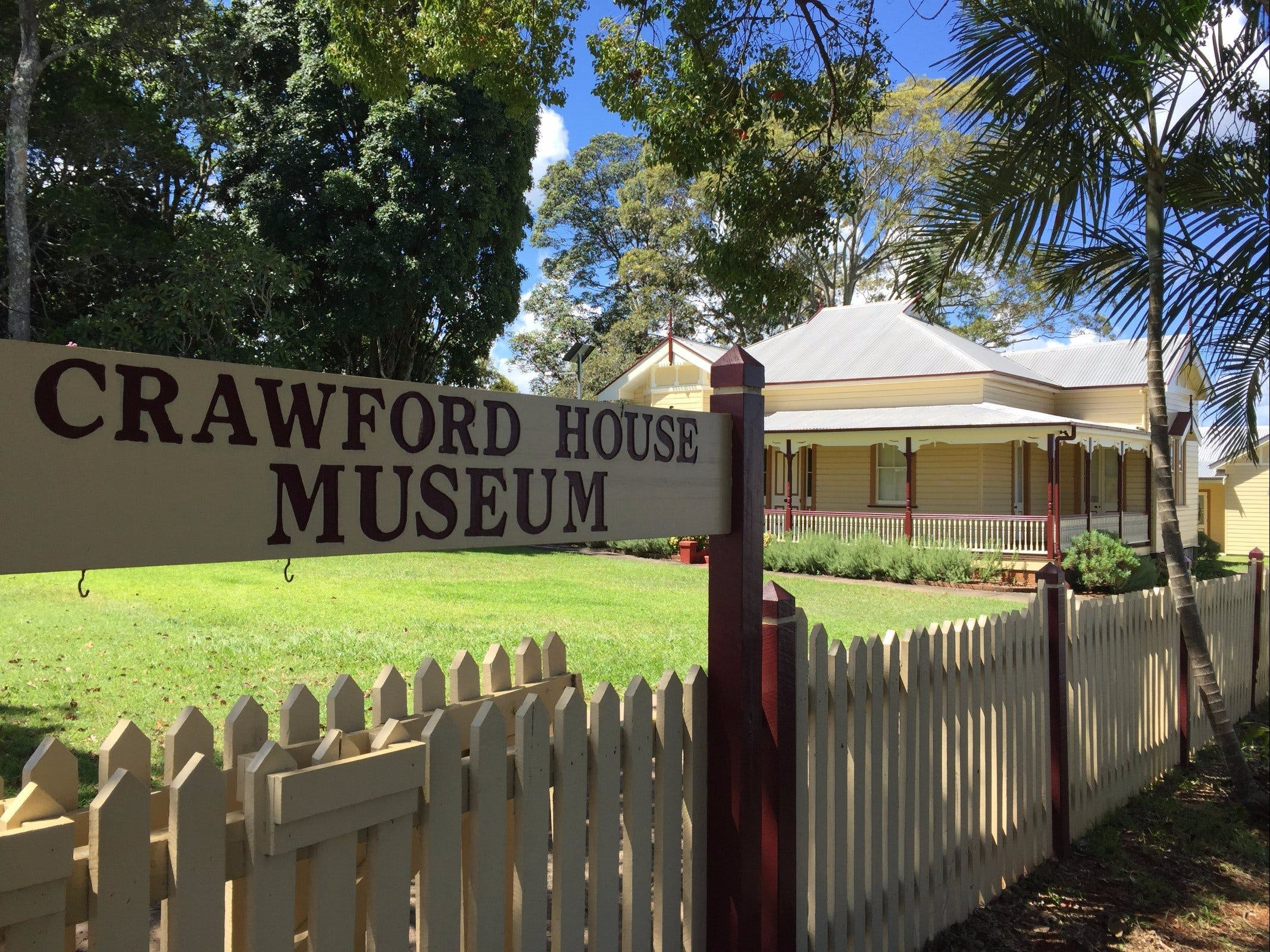 Crawford House Alstonville - VIC Tourism