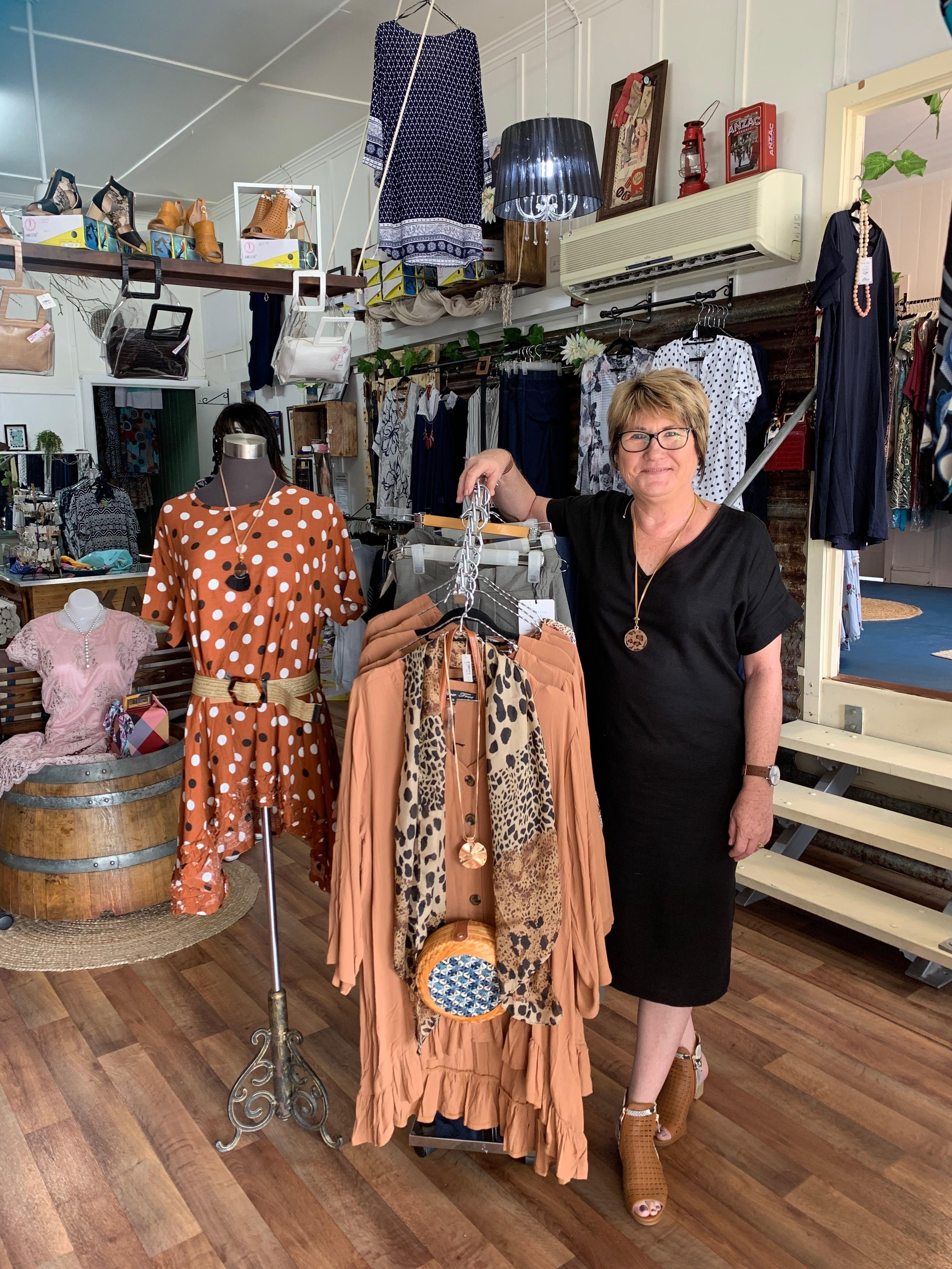 Kaysuelle Fashions - VIC Tourism