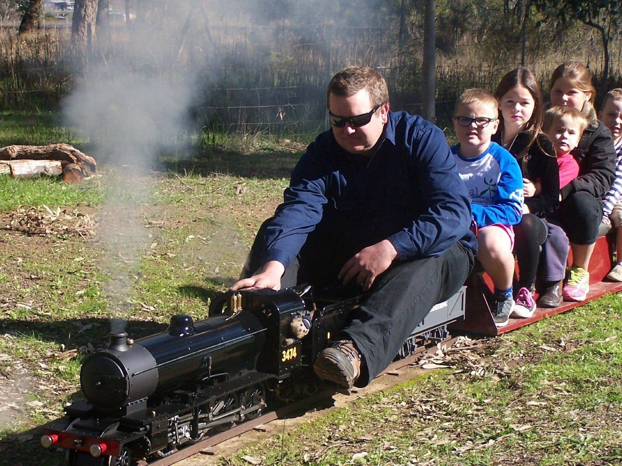 Mudgee Miniature Railway - VIC Tourism