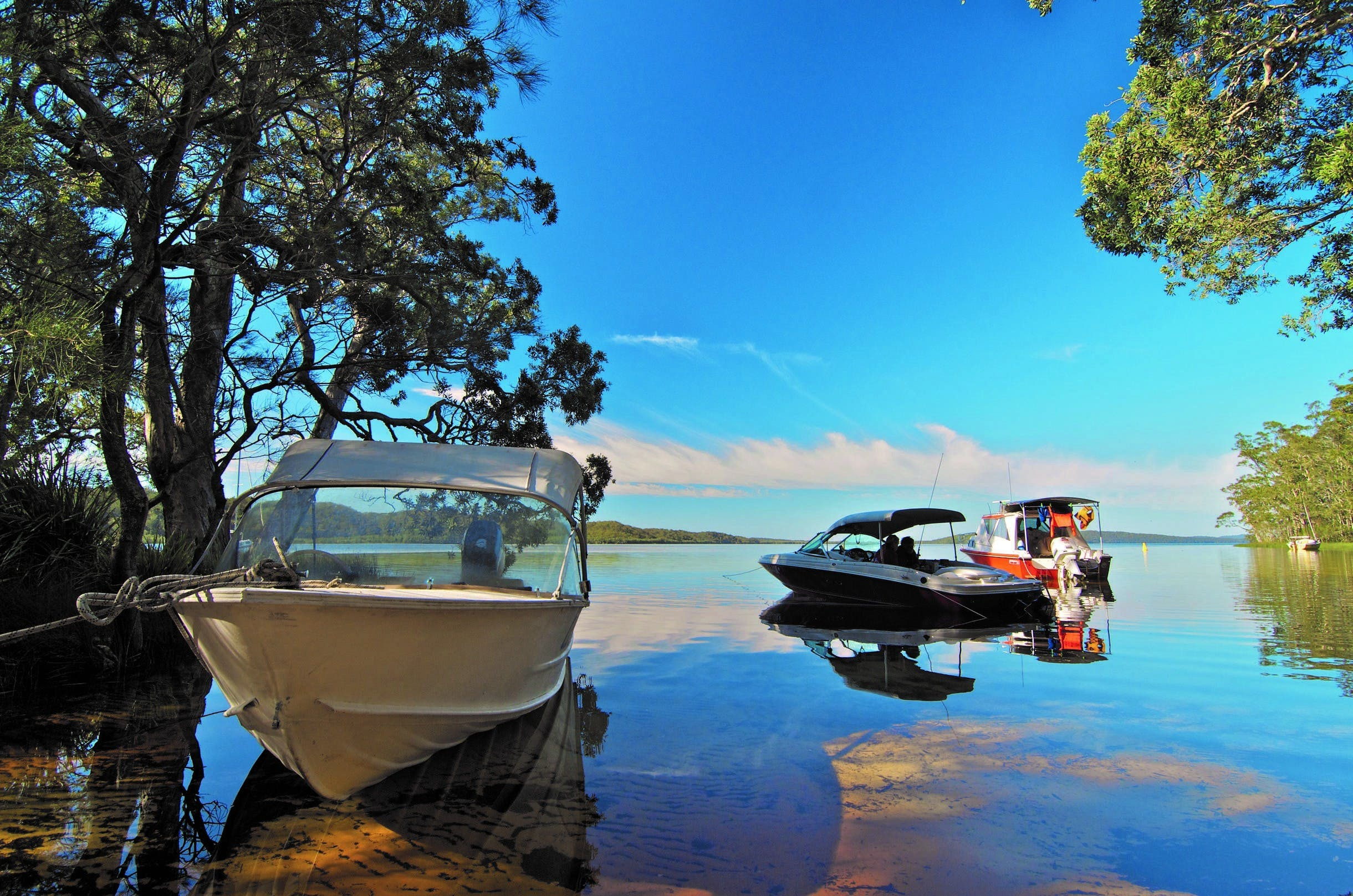 Myall Lakes National Park - VIC Tourism