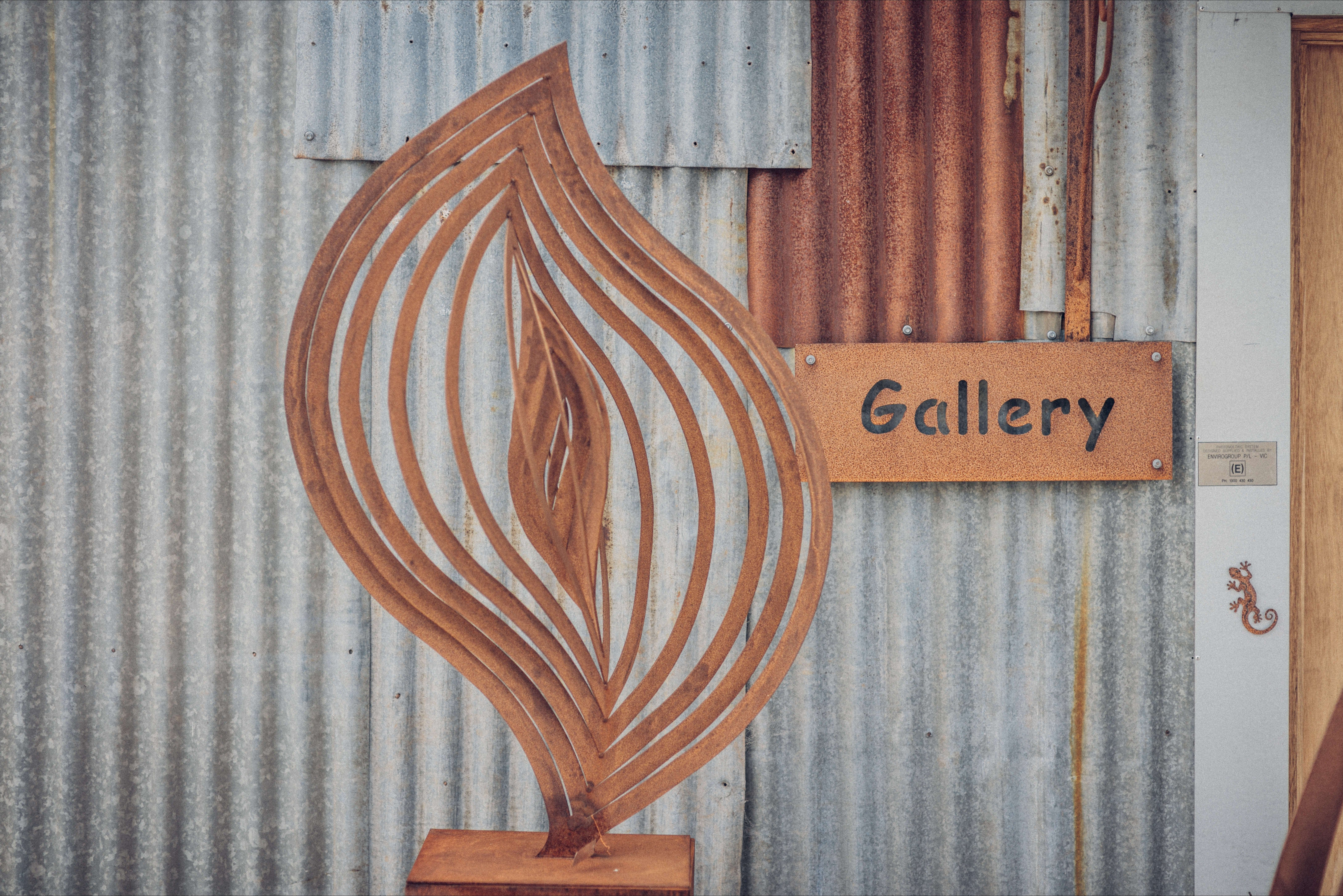 Overwrought Sculpture Garden and Gallery - VIC Tourism